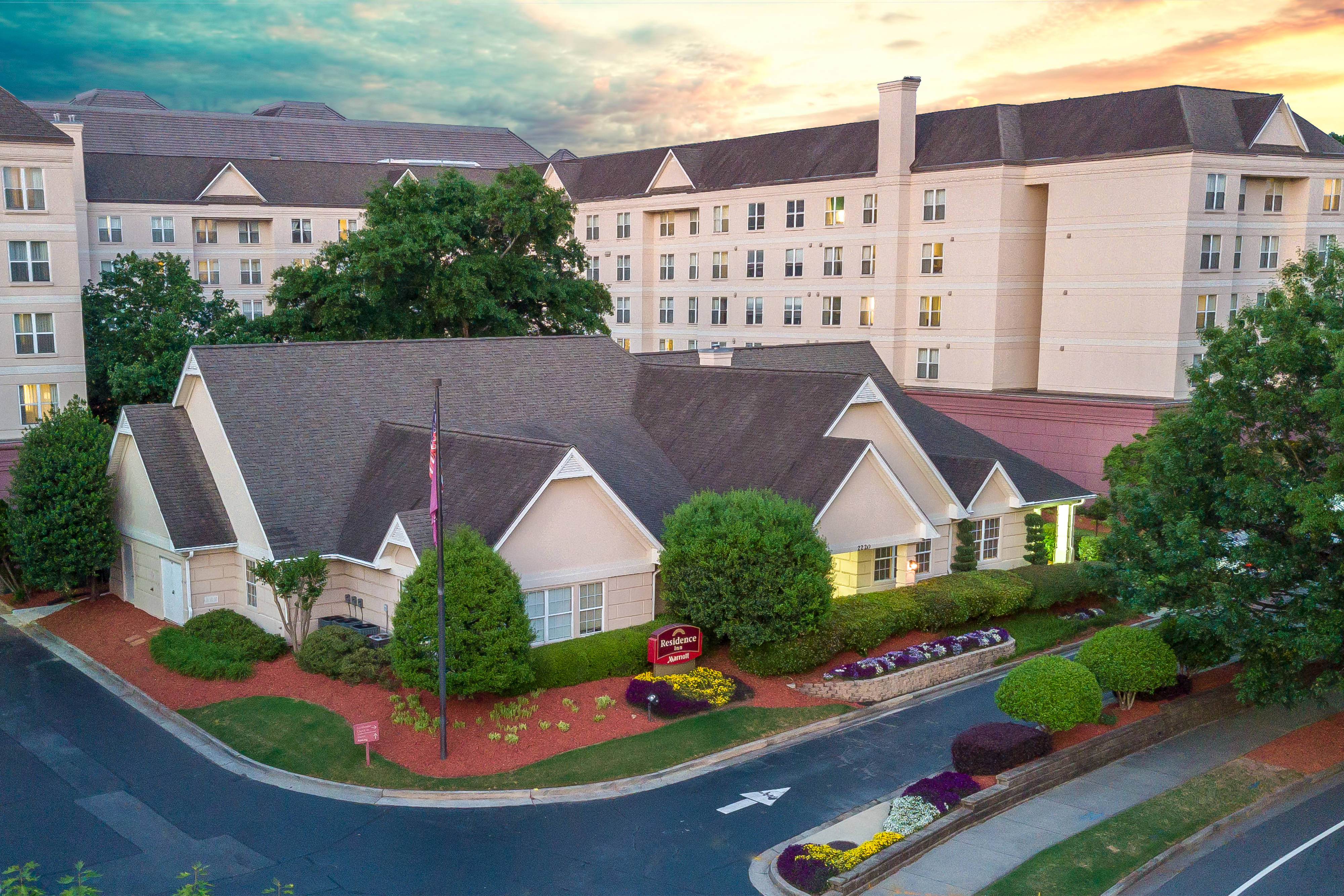 Residence Inn By Marriott Atlanta Buckhead/lenox Park