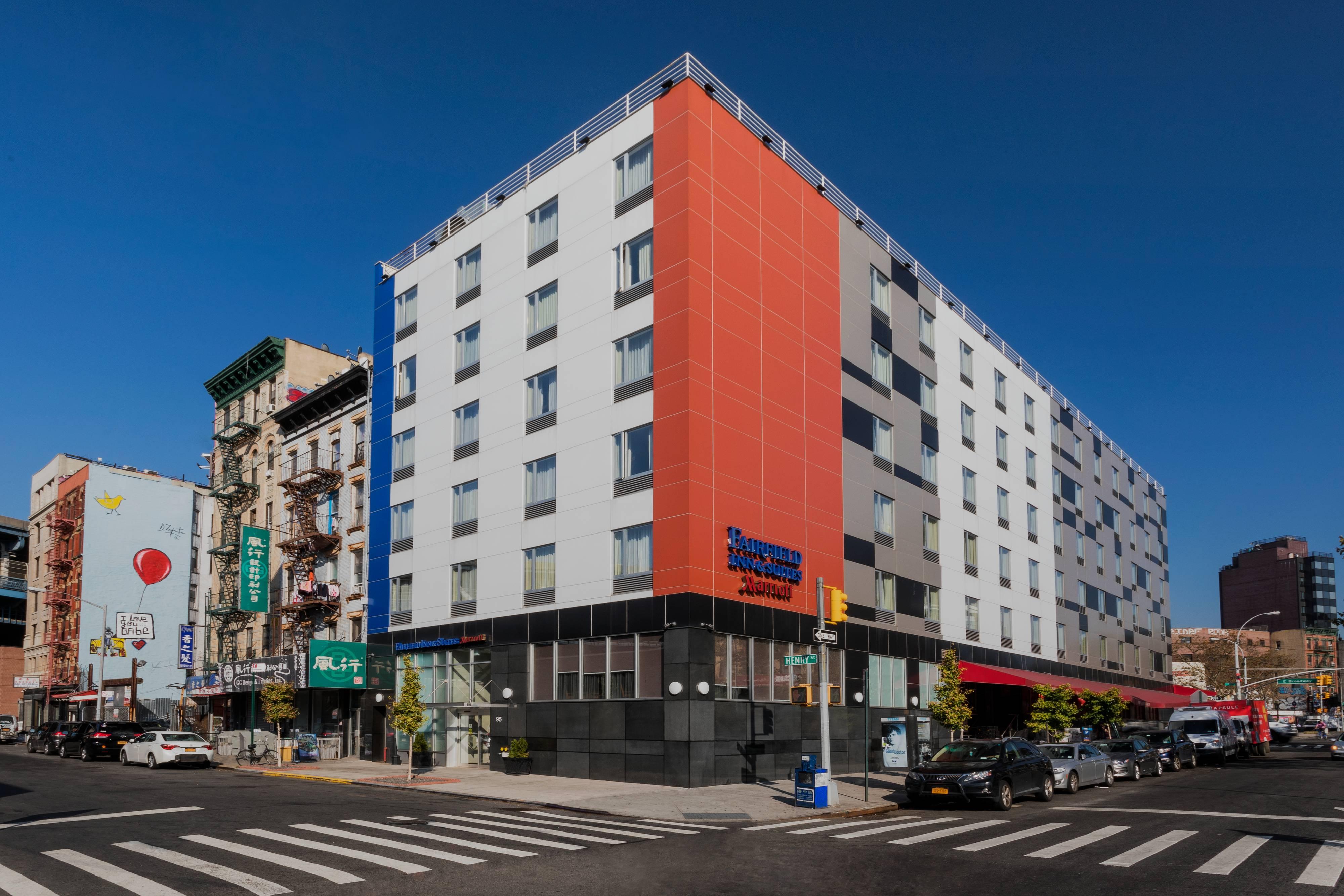 Fairfield Inn & Suites By Marriott New York Manhattan/downtown