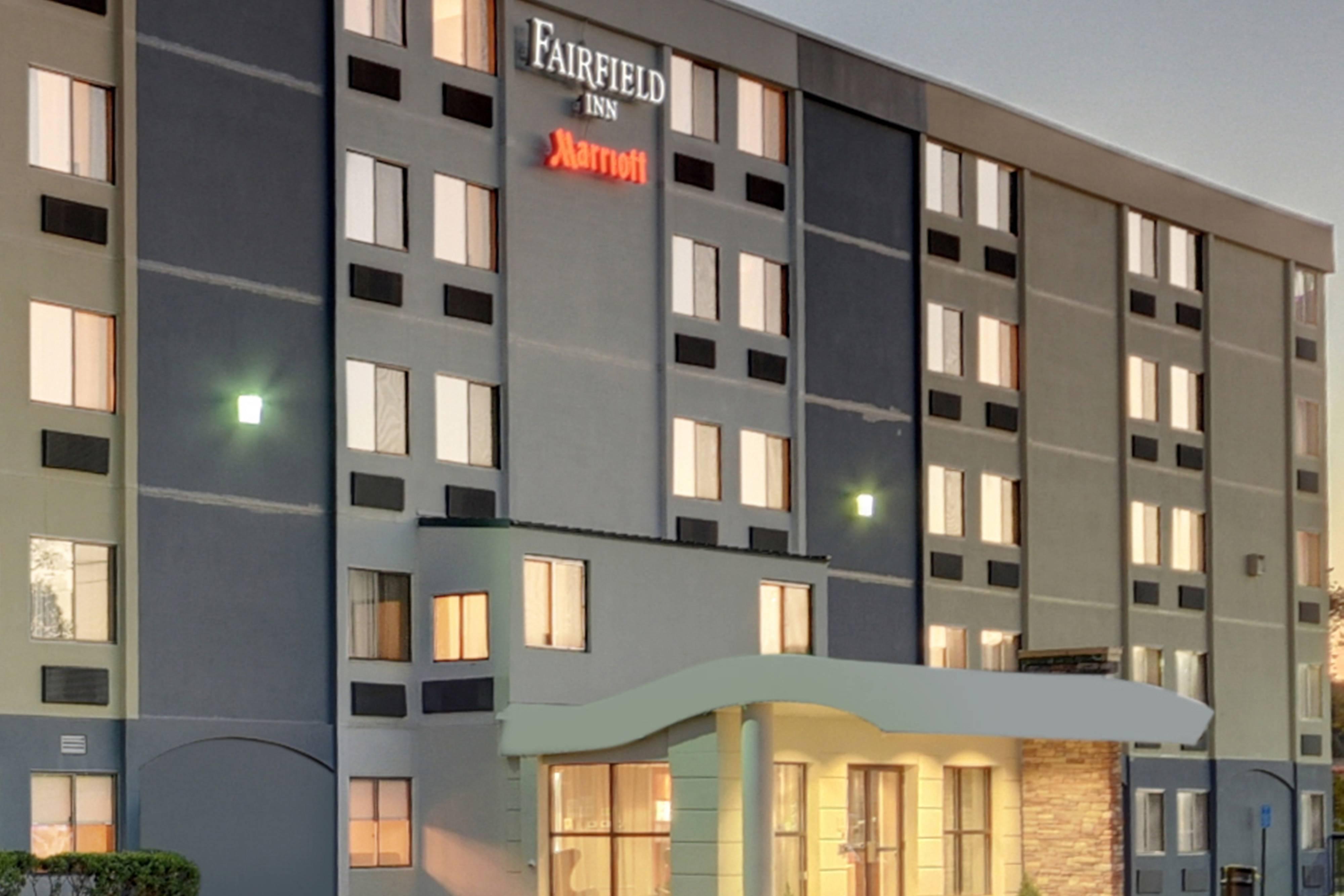 Fairfield Inn Woburn Marriott