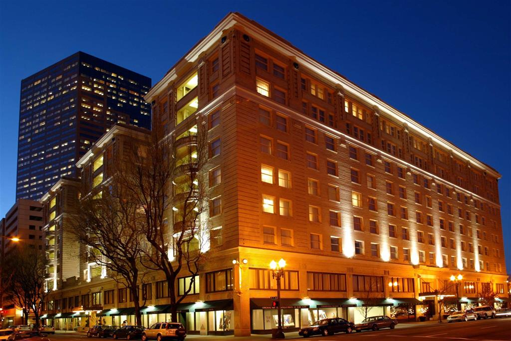 Embassy Suites By Hilton Portland Dwtn