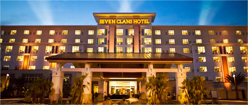 SEVEN CLANS HOTEL AT COUSHATTA