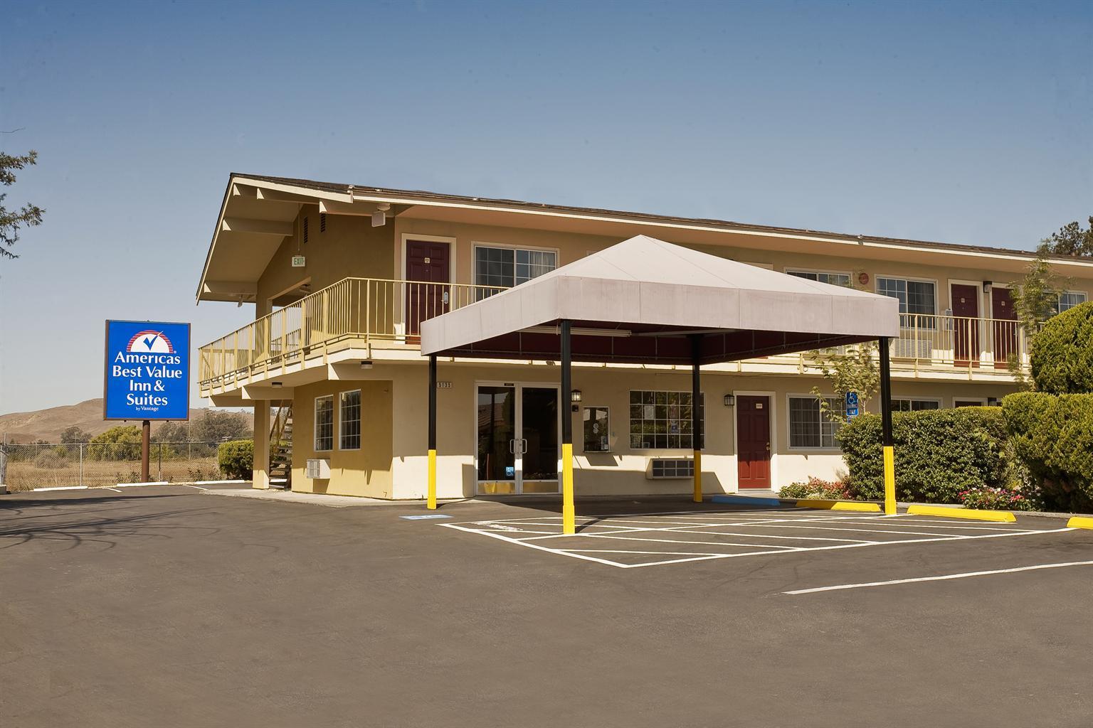 Americas Best Value Inn And Suites Petaluma