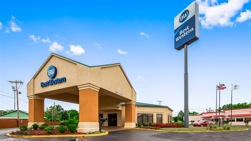 Best Western Airport Inn  -jackson