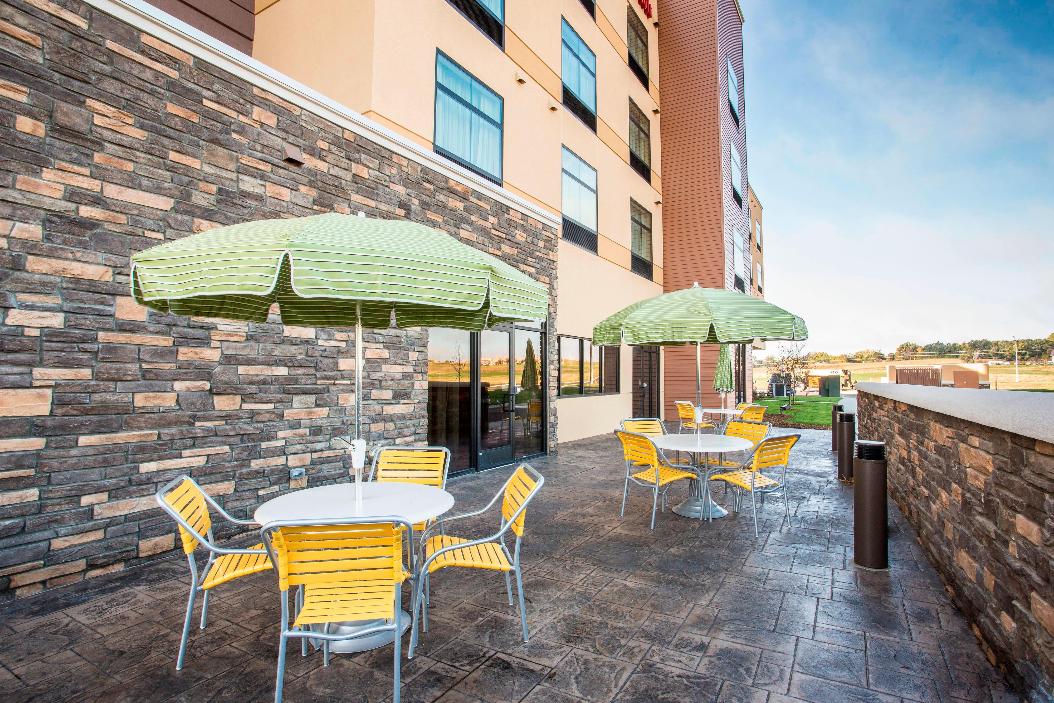 Fairfield Inn & Suites By Marriott Sioux Falls Airport