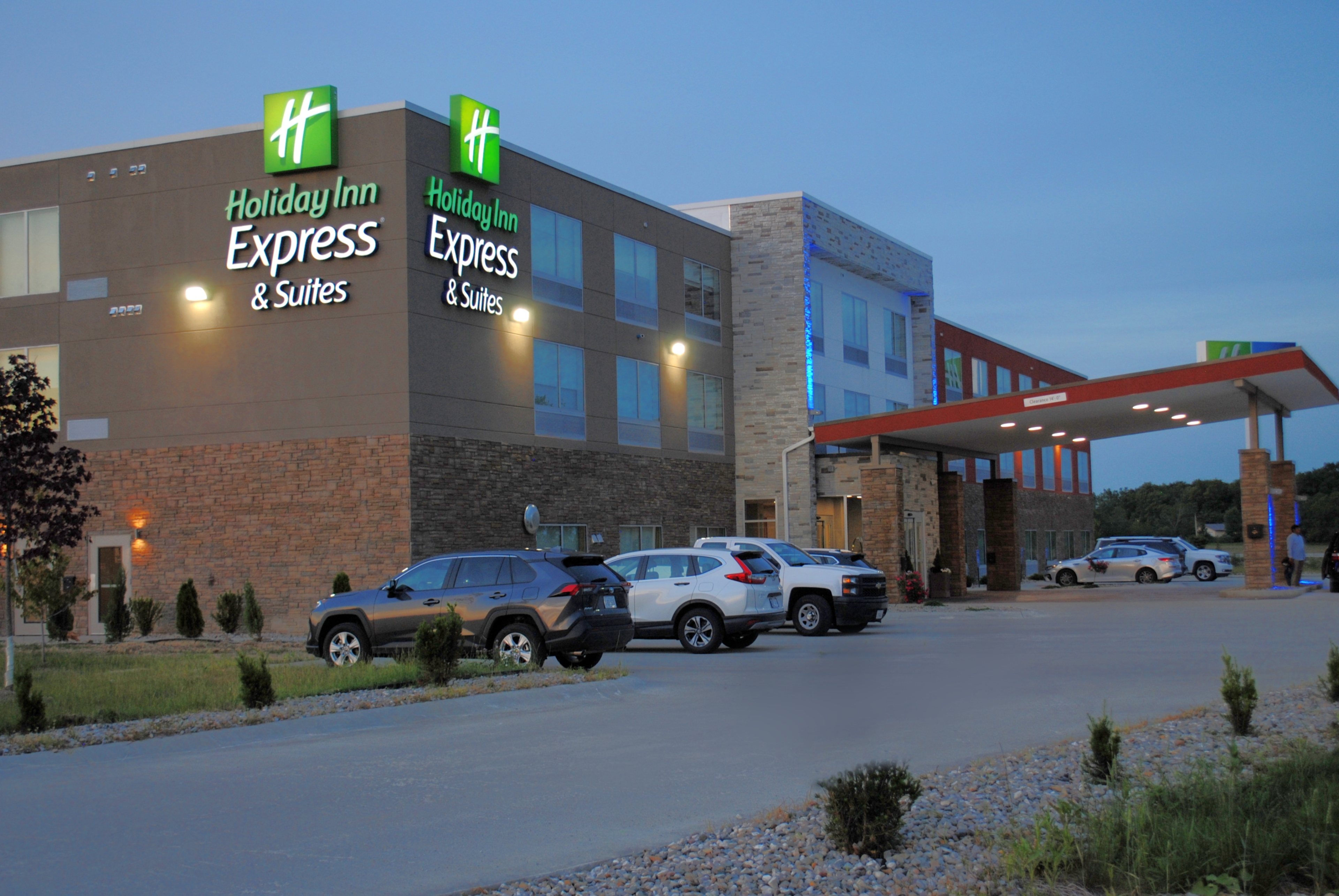 Holiday Inn Express & Suites - Columbia City