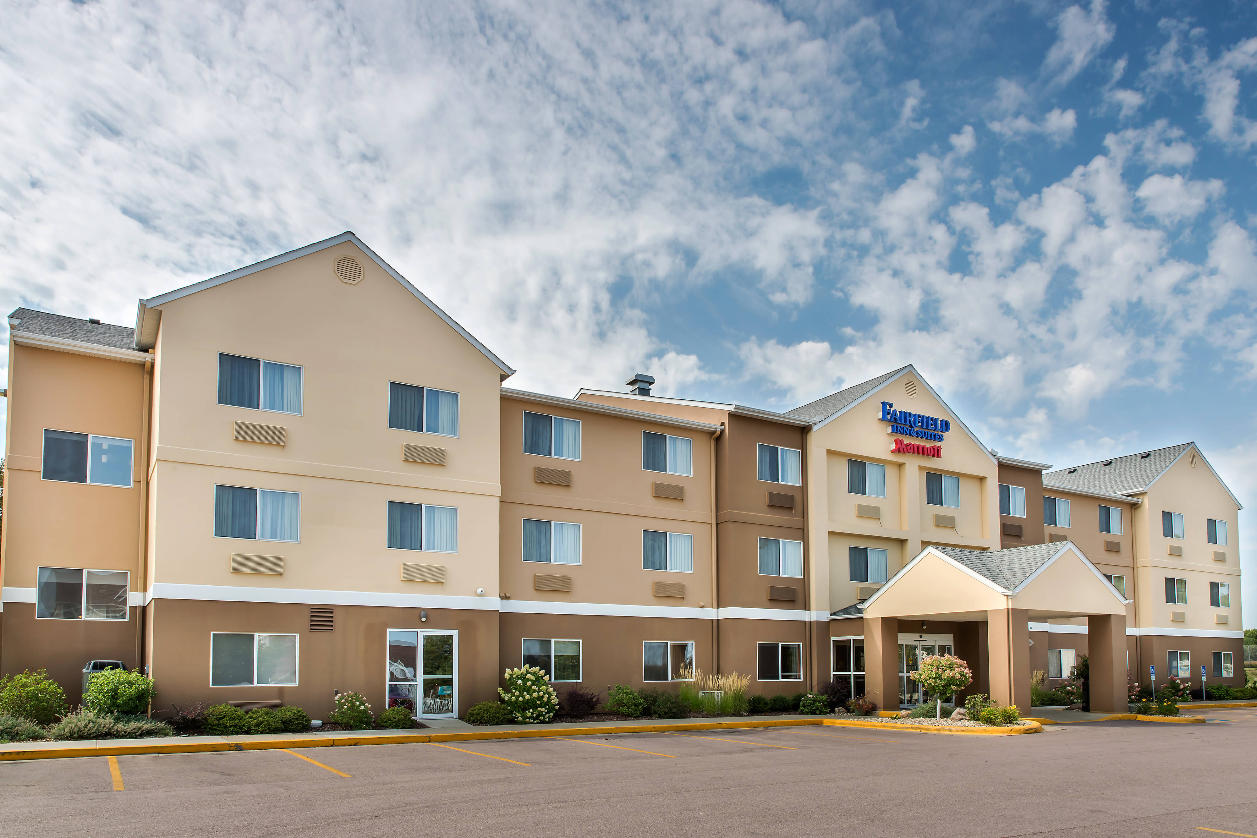 Fairfield Inn & Suites By Marriott Sioux Falls