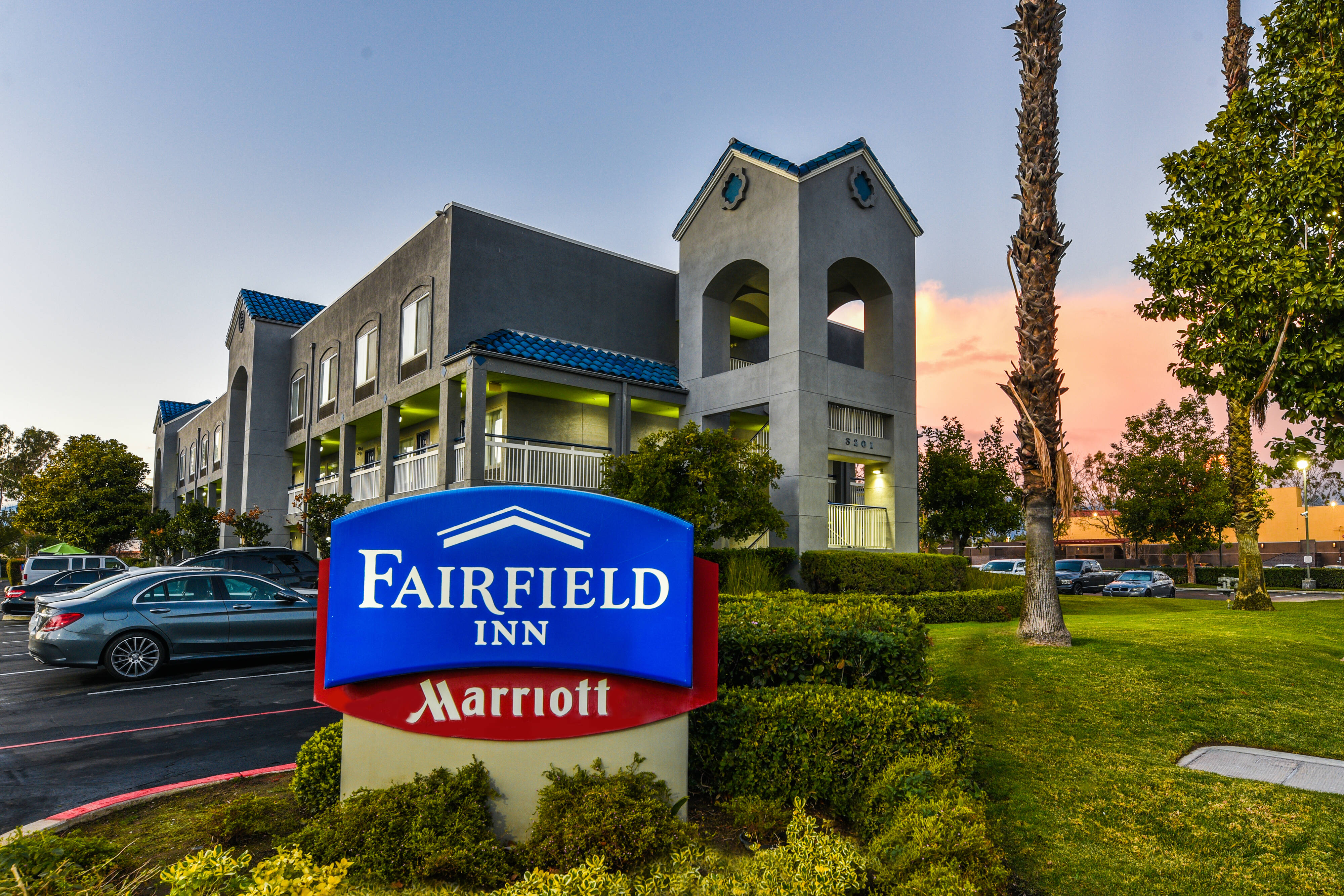 Fairfield Inn Ontario Marriott