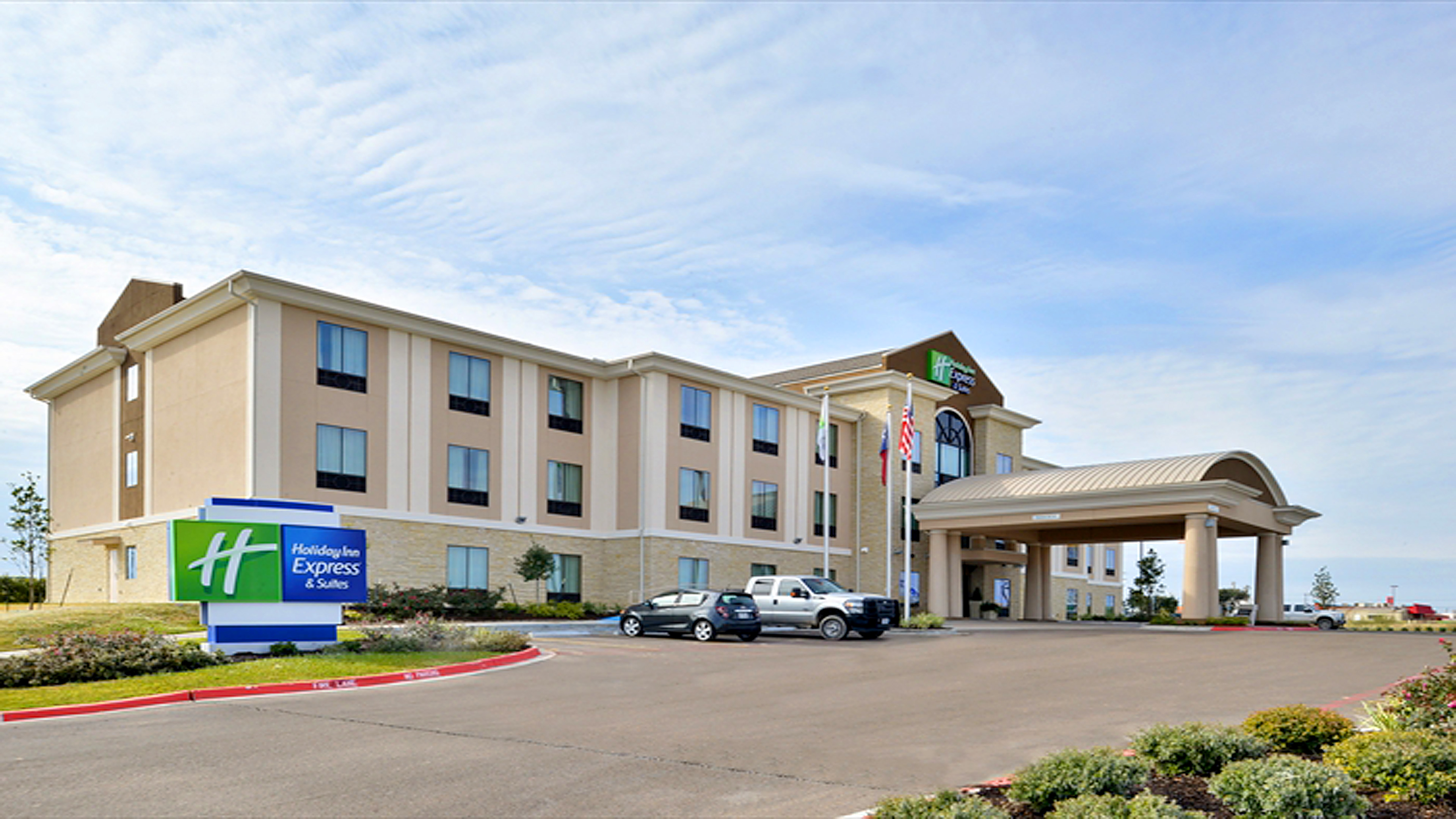 Holiday Inn Express And Suites Schulenburg