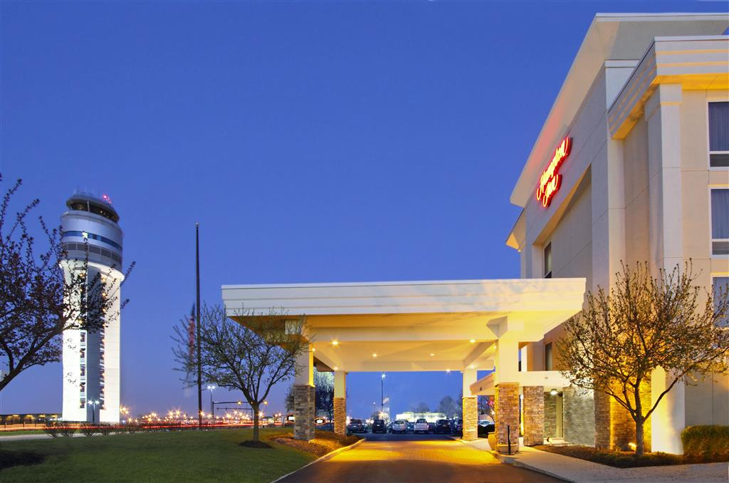 Hampton Inn Columbus-airport