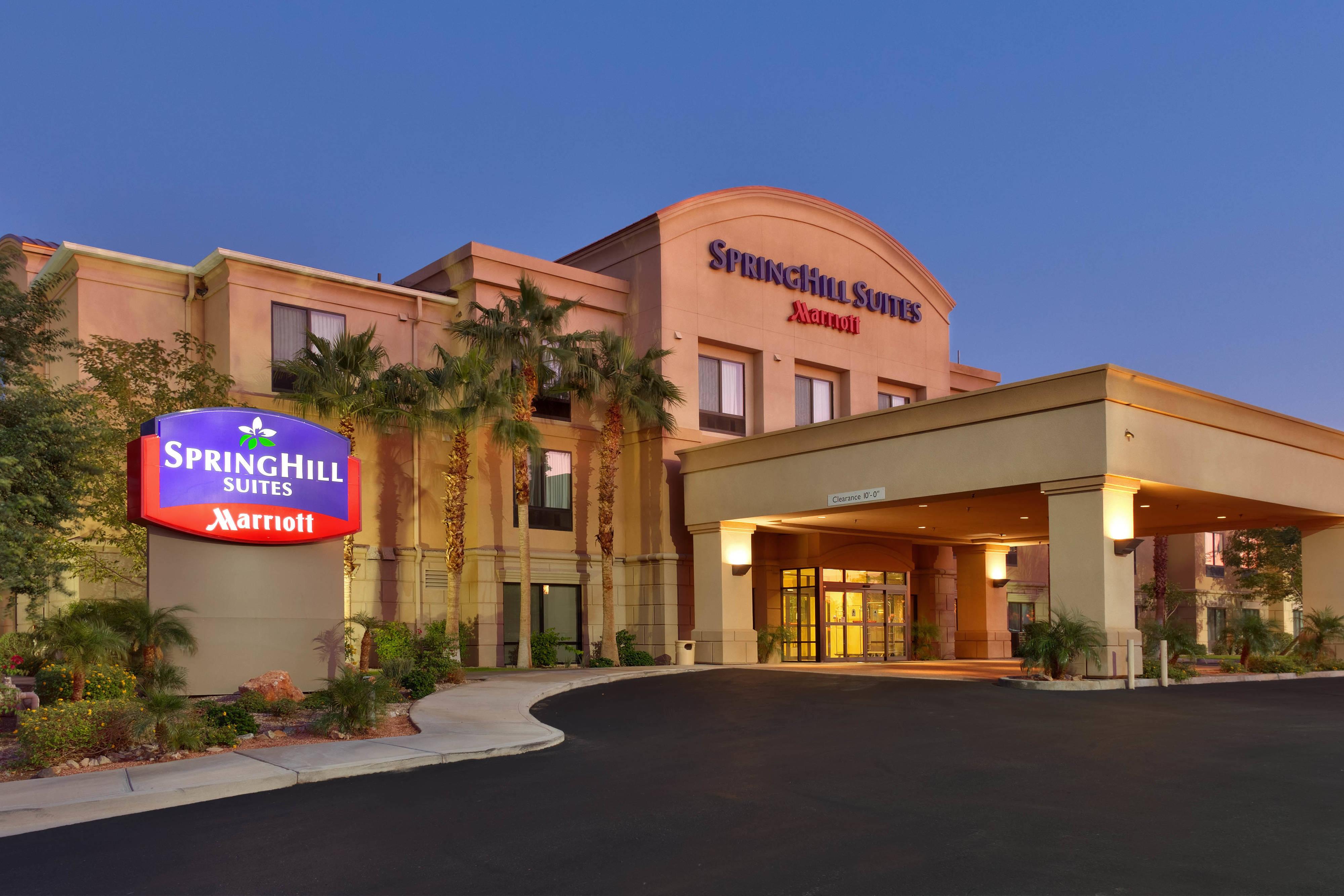 Springhill Stes Yuma Marriott