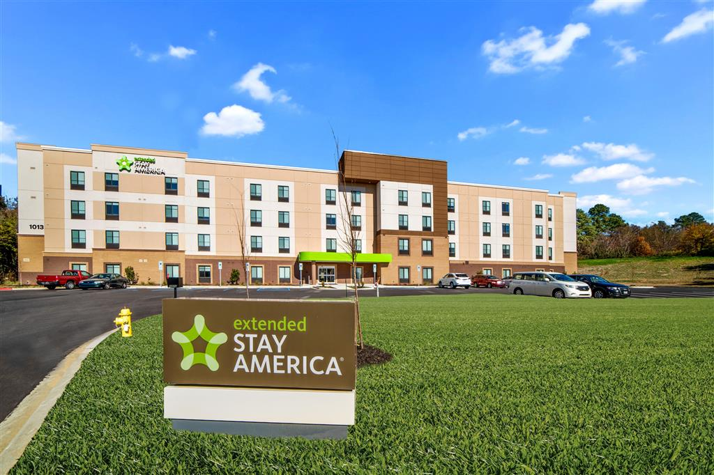 Extended Stay America Greenville Woodruf