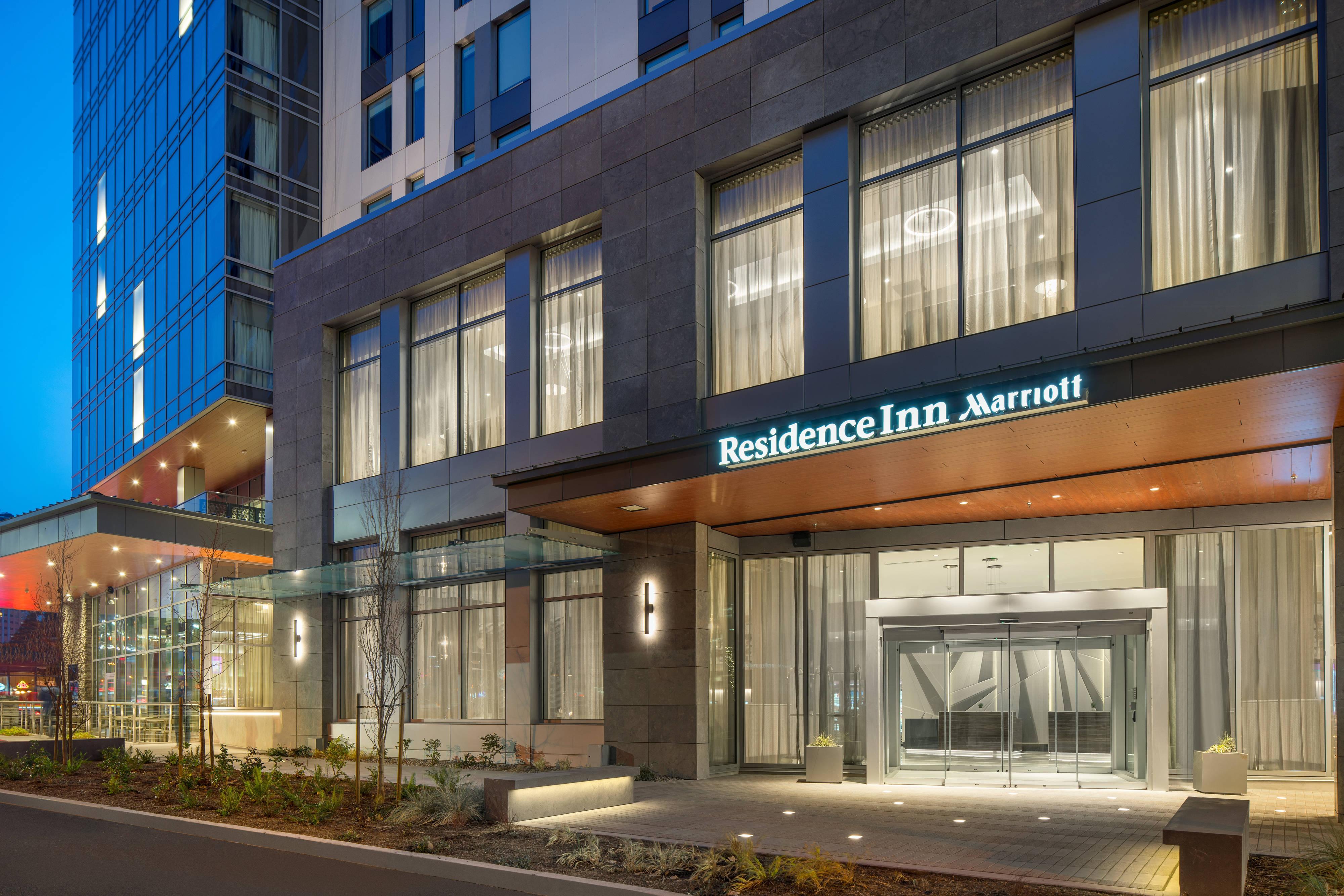Residence Inn Seattle Downtown Marriott