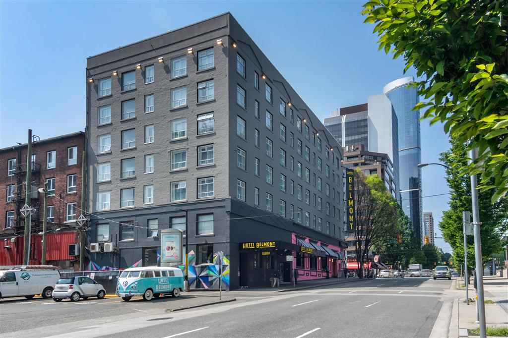 Hotel Belmont Vancouver An Ascend Hotel