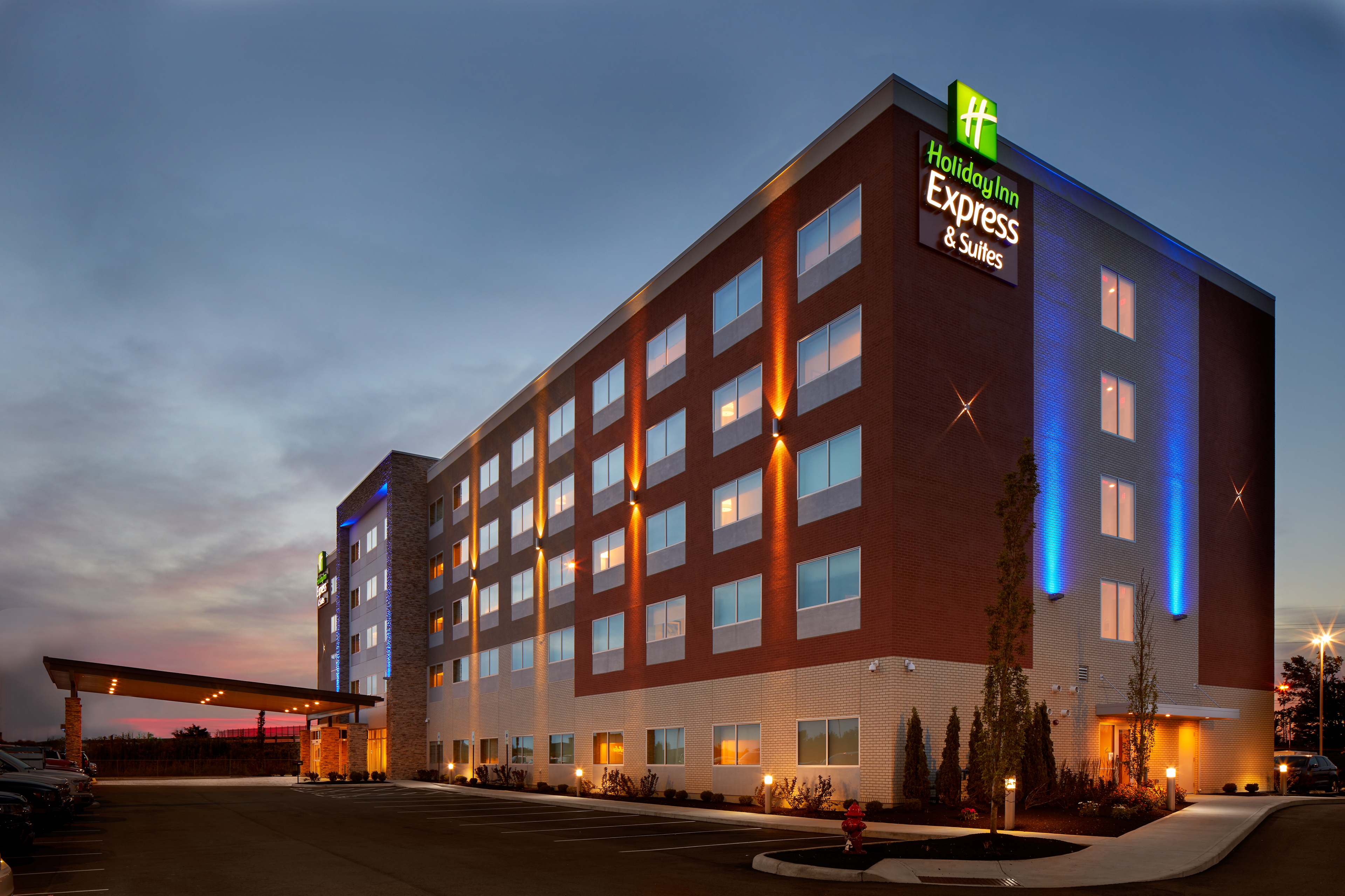 Holiday Inn Exp Stes West Chester