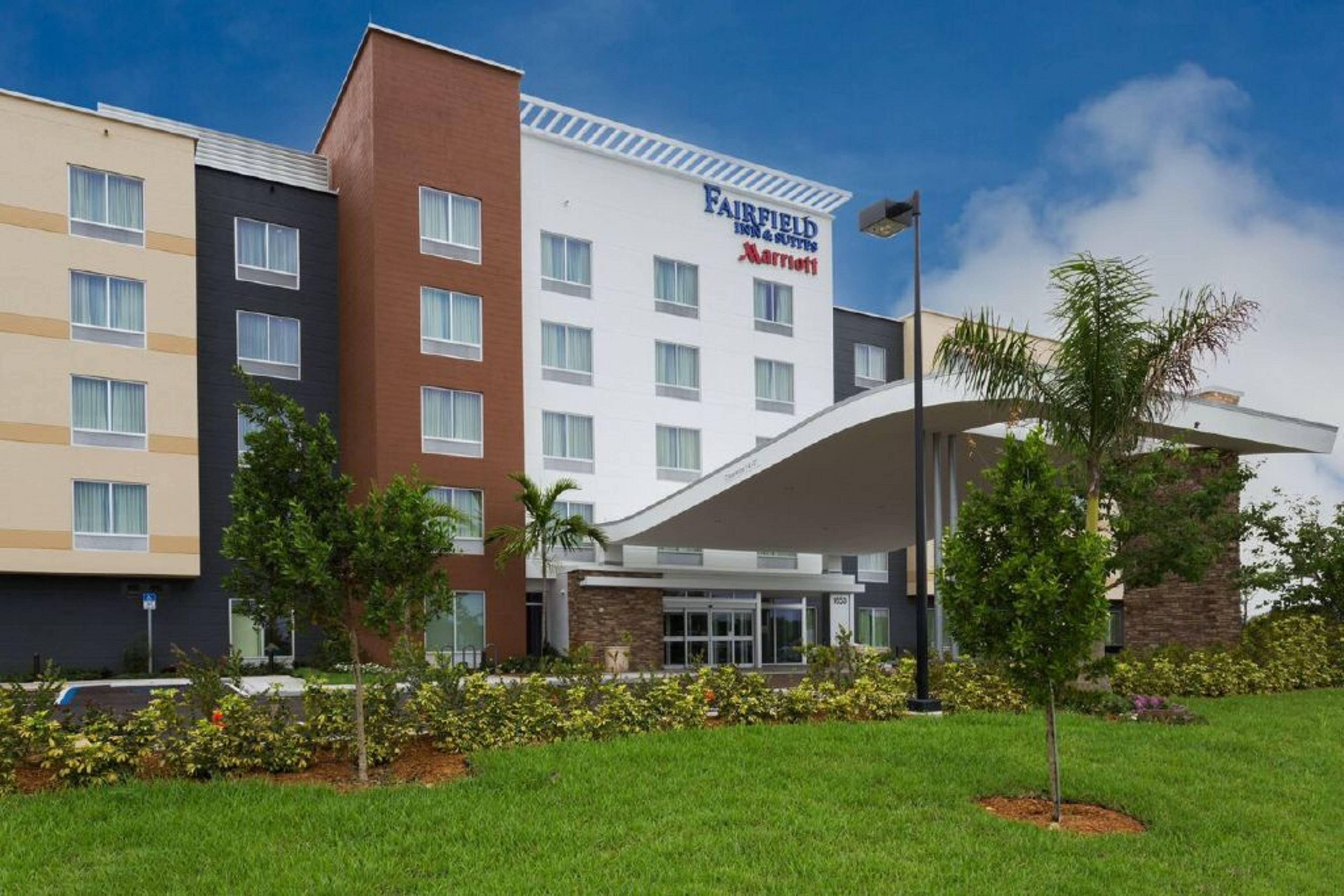 Fairfield Inn N Stes Marriott