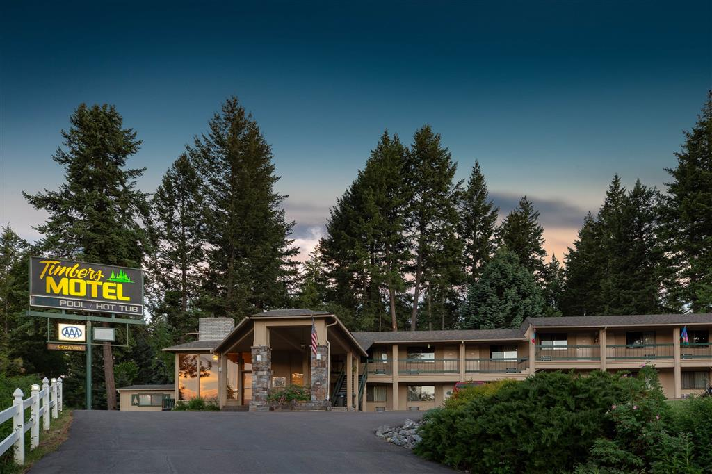 Timbers Motel - Big Fork