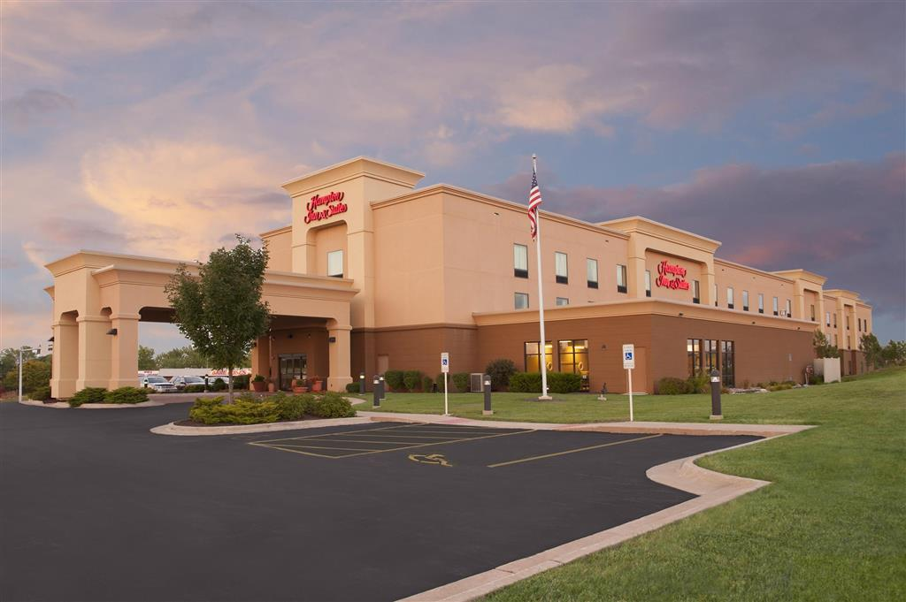 Hampton Inn & Suites Moline-quad City Int'l Aprt Il