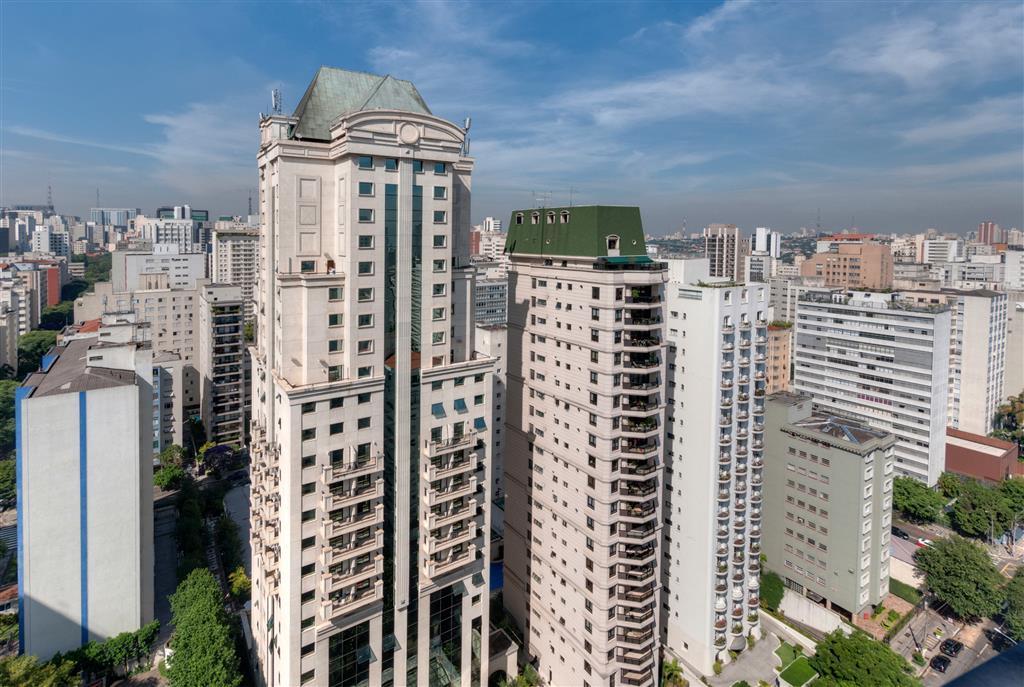 Tryp Sao Paulo Higienopolis