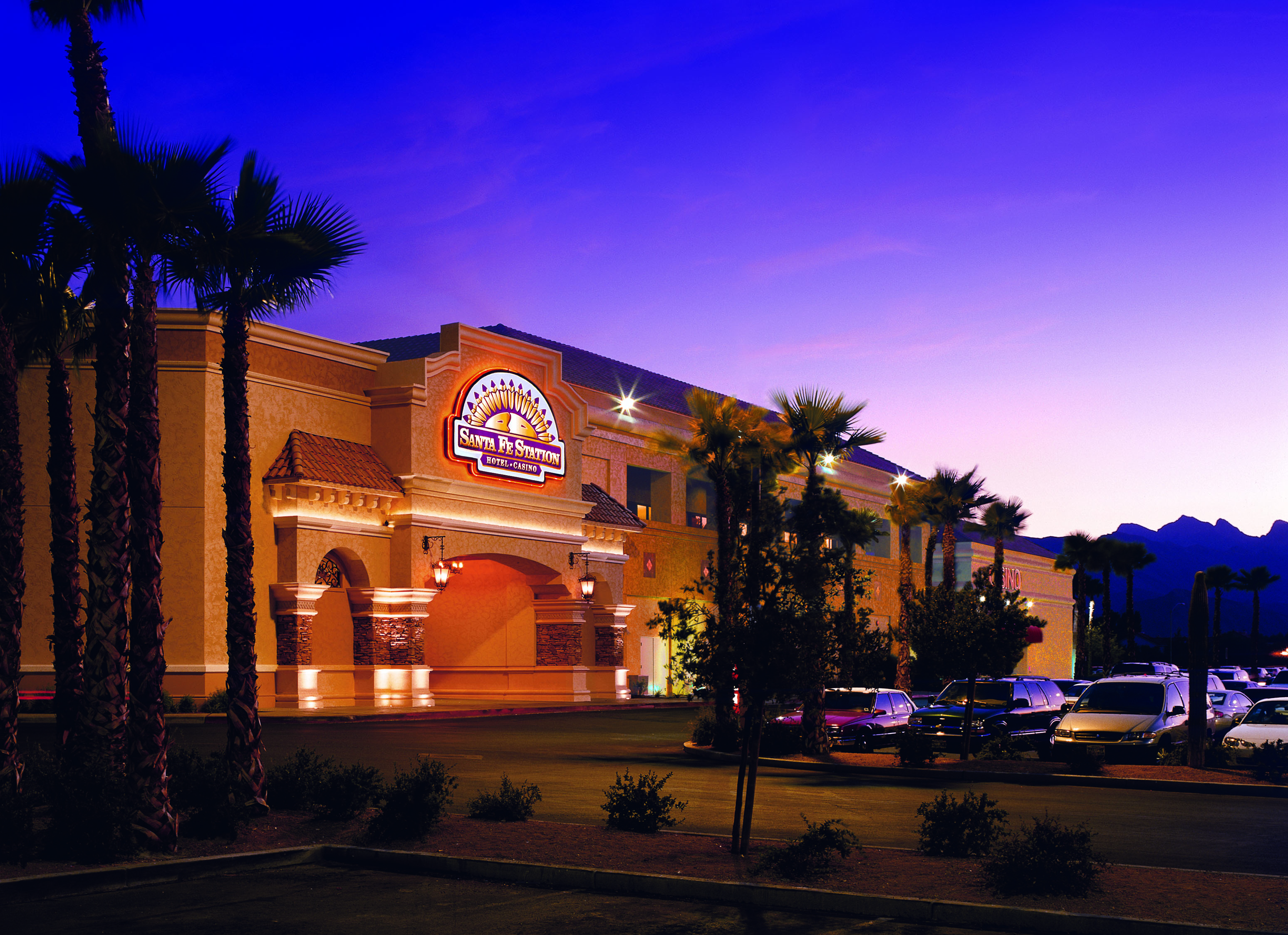 Santa Fe Station Hotel
