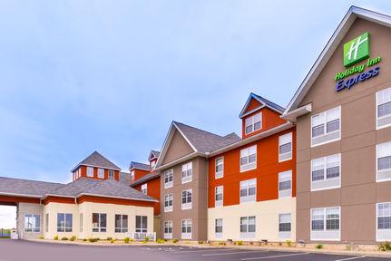 Holiday Inn Exp Mystic - Groton Area
