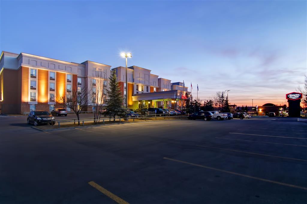 Hampton Inn And Suites Calgary-airport