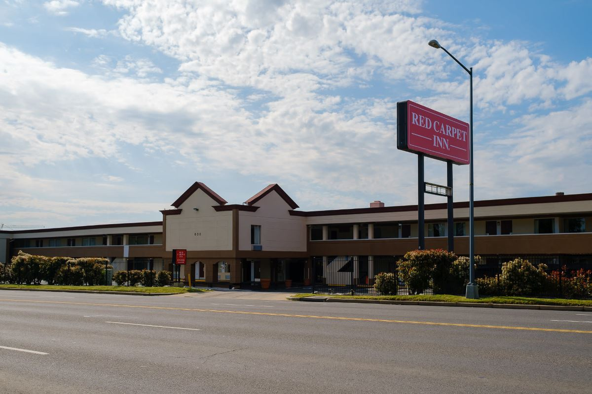Howard Johnson Inn Washington Dc