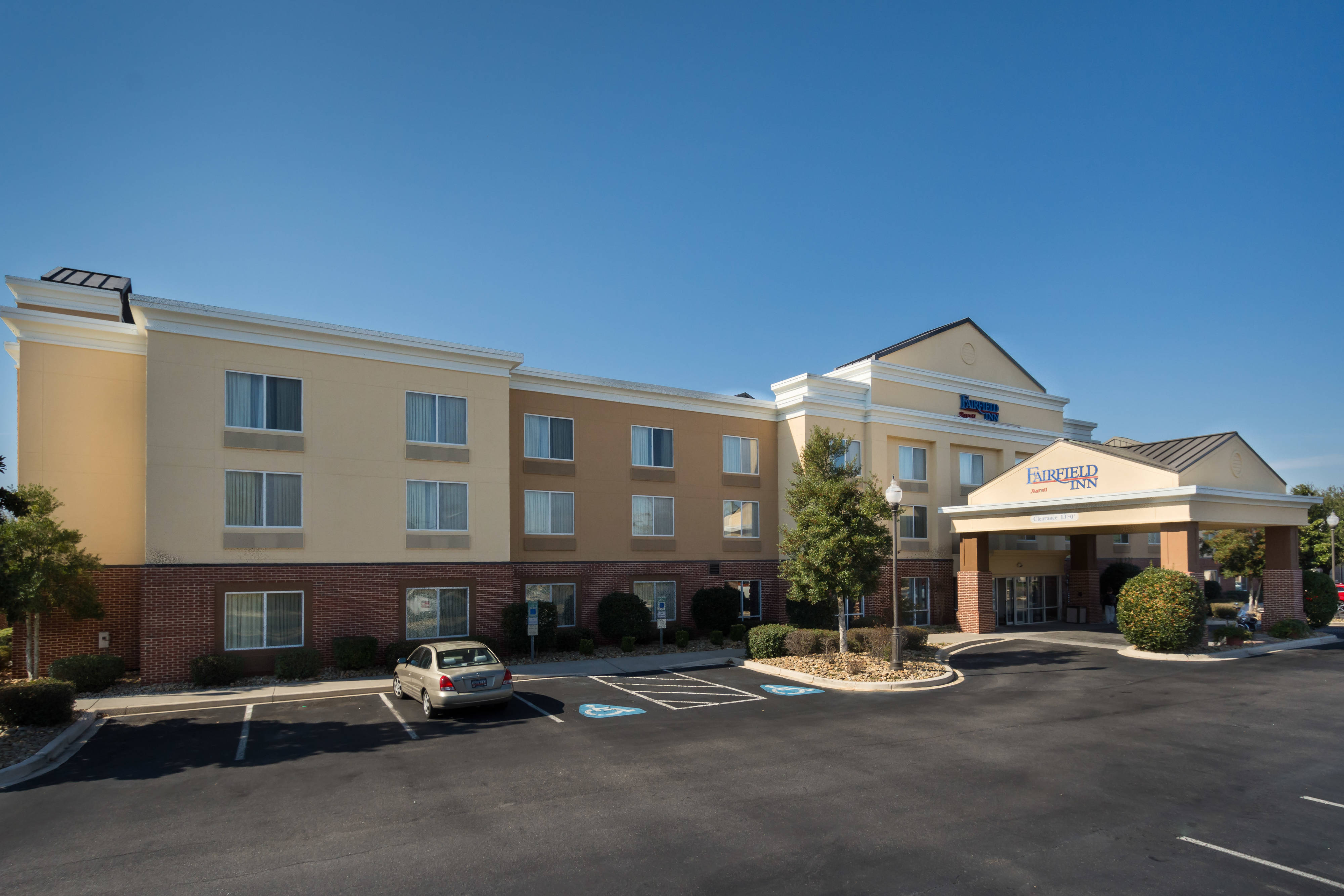 Fairfield Inn By Marriott Hartsville