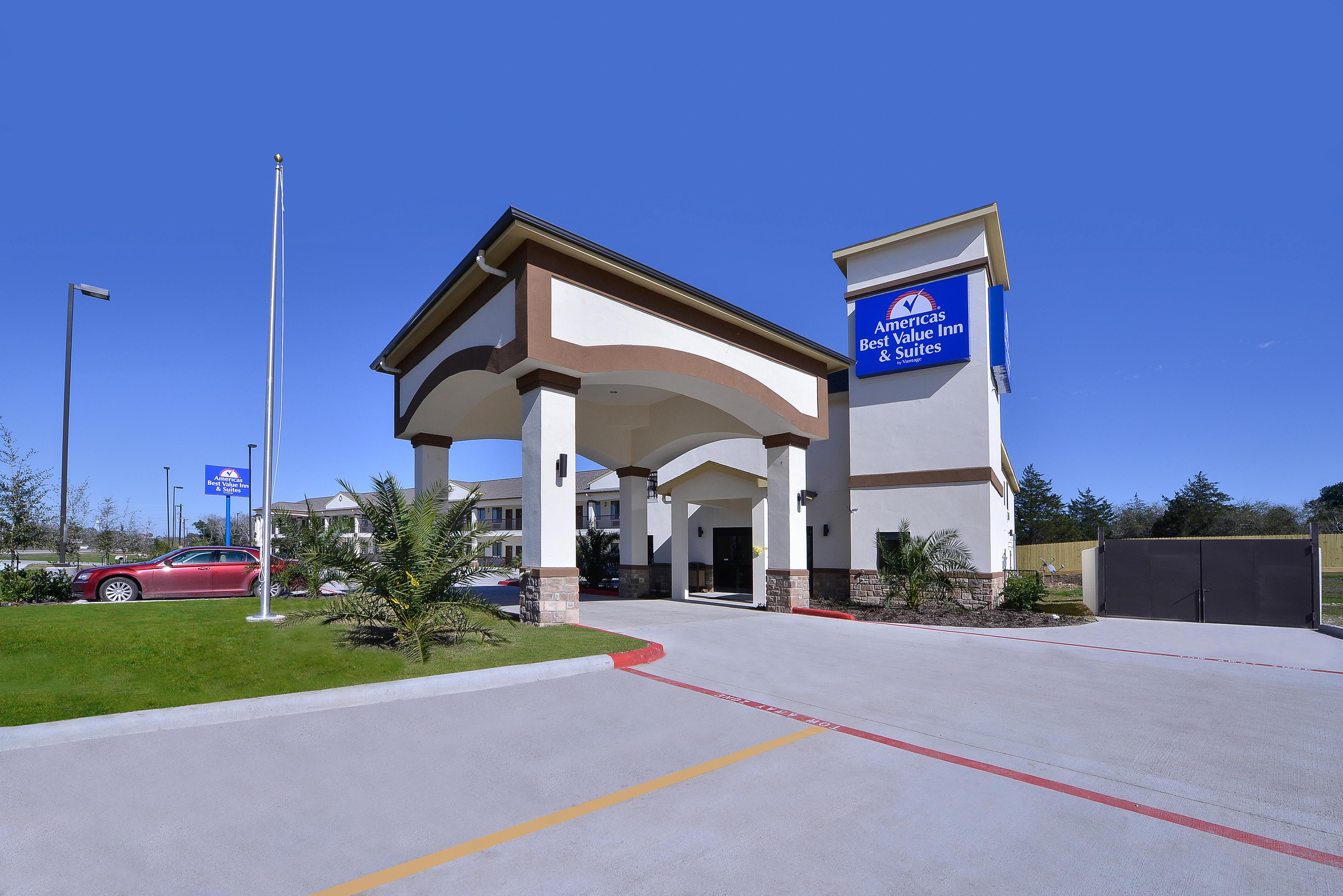 Americas Best Value Inn And Suites Cuero