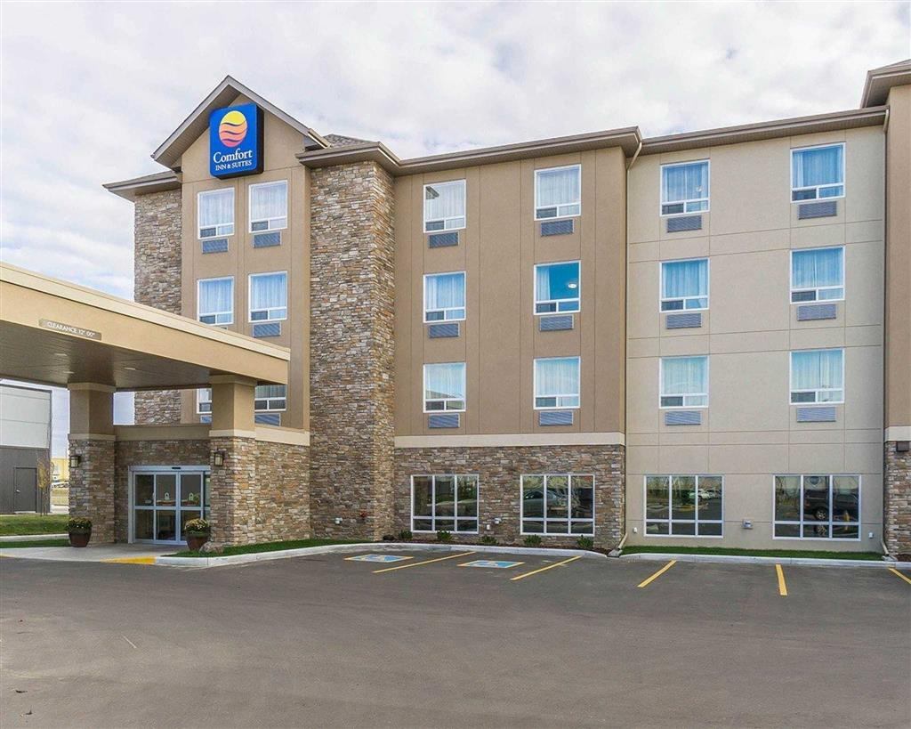 Comfort Inn And Suites Edmonton Internat