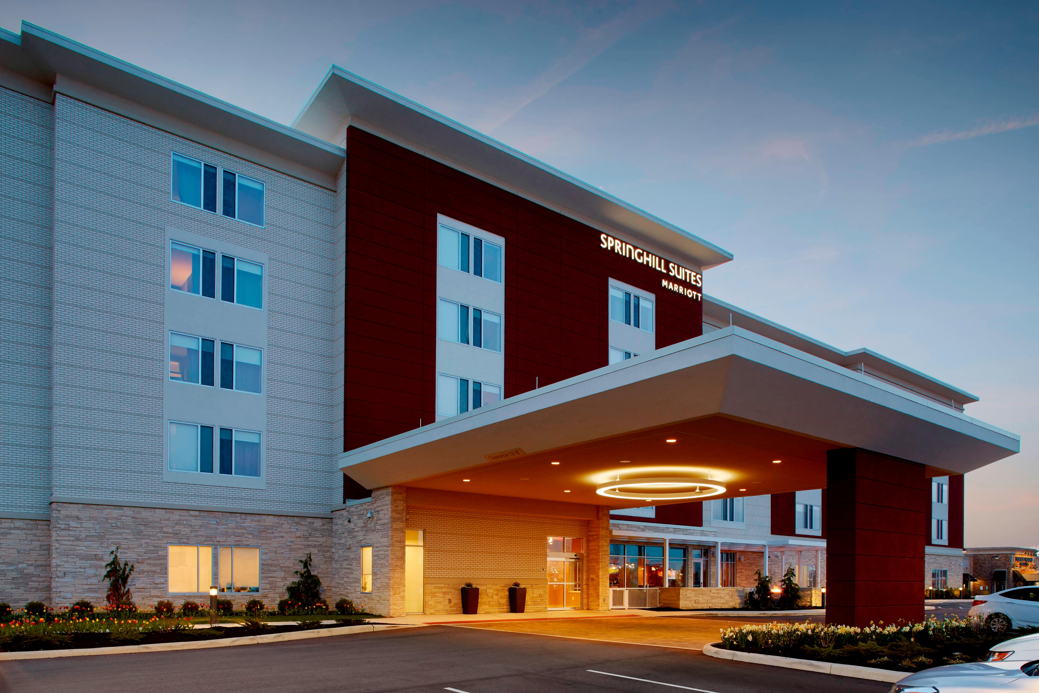 Springhill Suites By Marriott Dayton Beavercreek