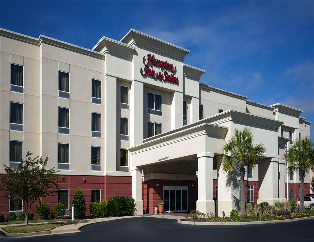 Hampton Inn & Suites Mobile I-65-airport Blvd. Al