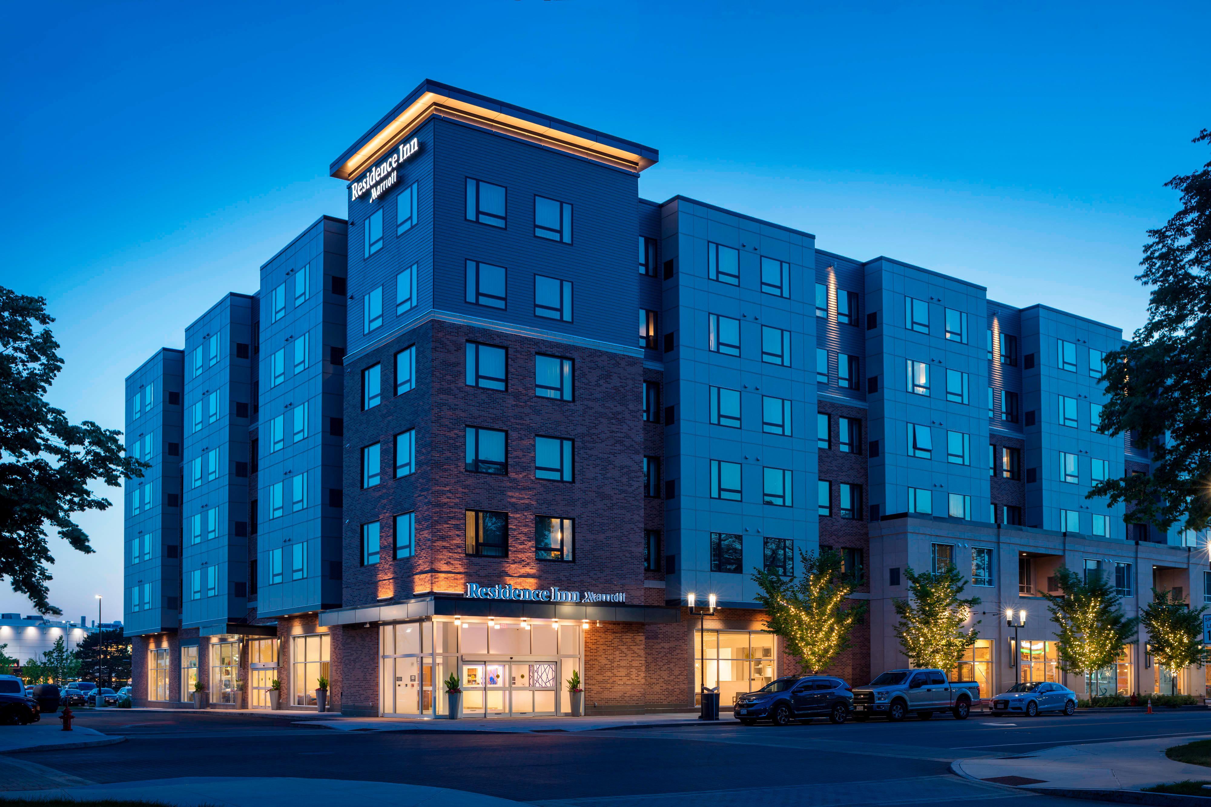 Residence Inn Burling Marriott