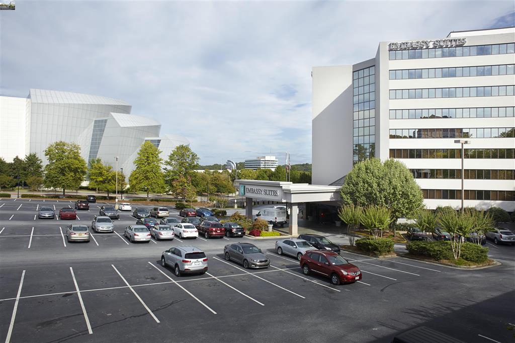 Embassy Suites Hotel Atlanta-galleria