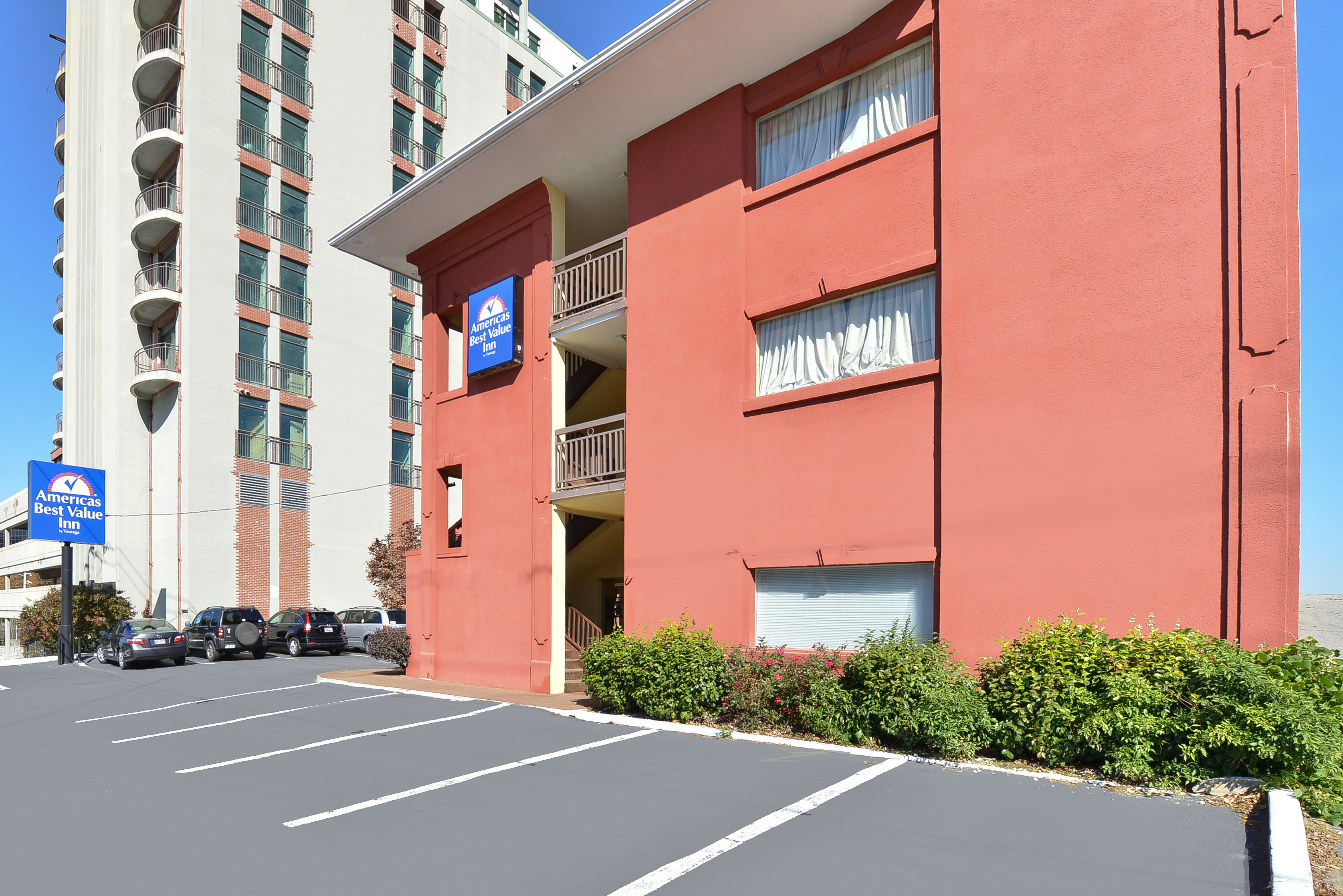 Americas Best Value Inn Downtown Midtown