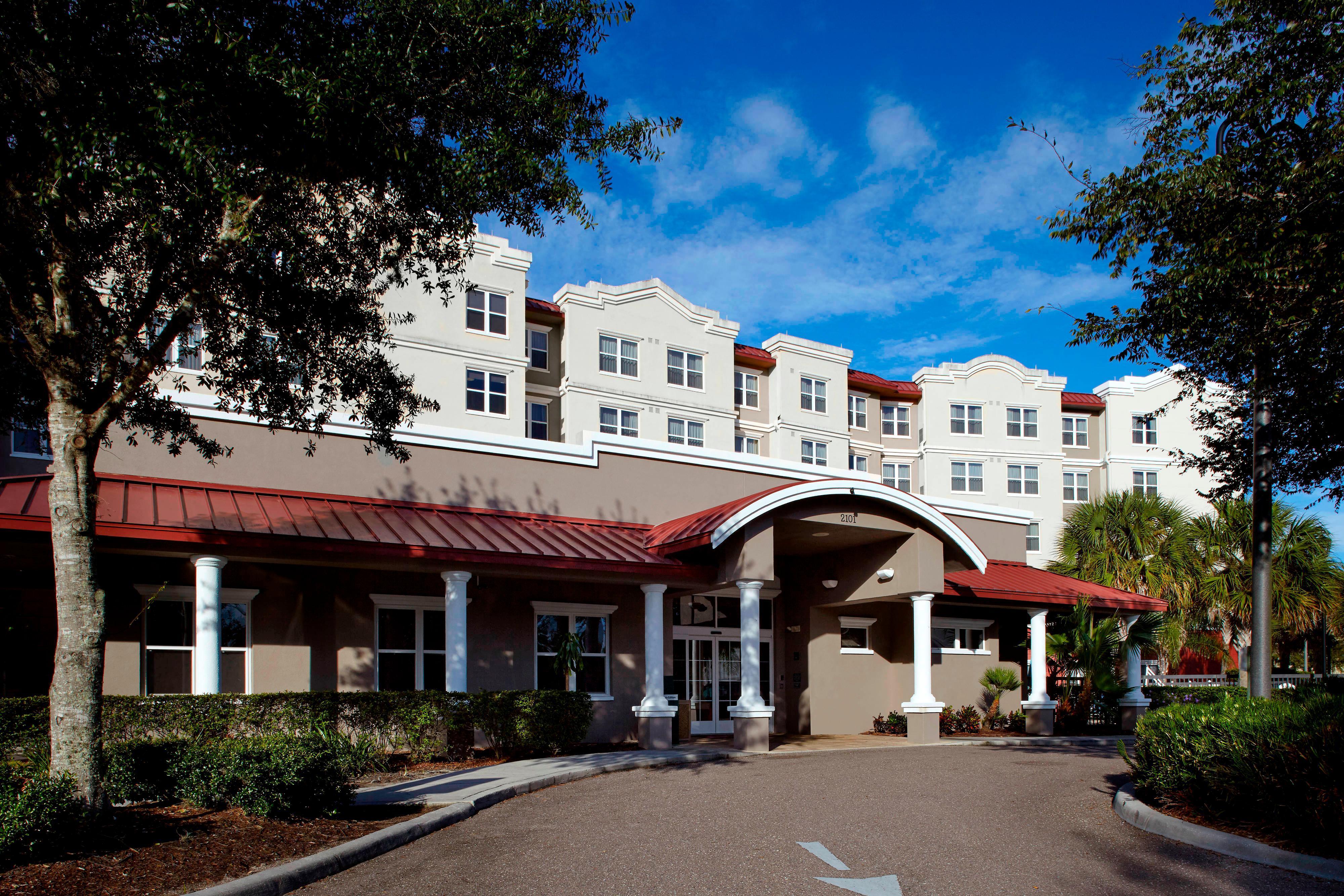 Residence Inn Marriott Tampa Suncoast Pkwy Northpointe Village
