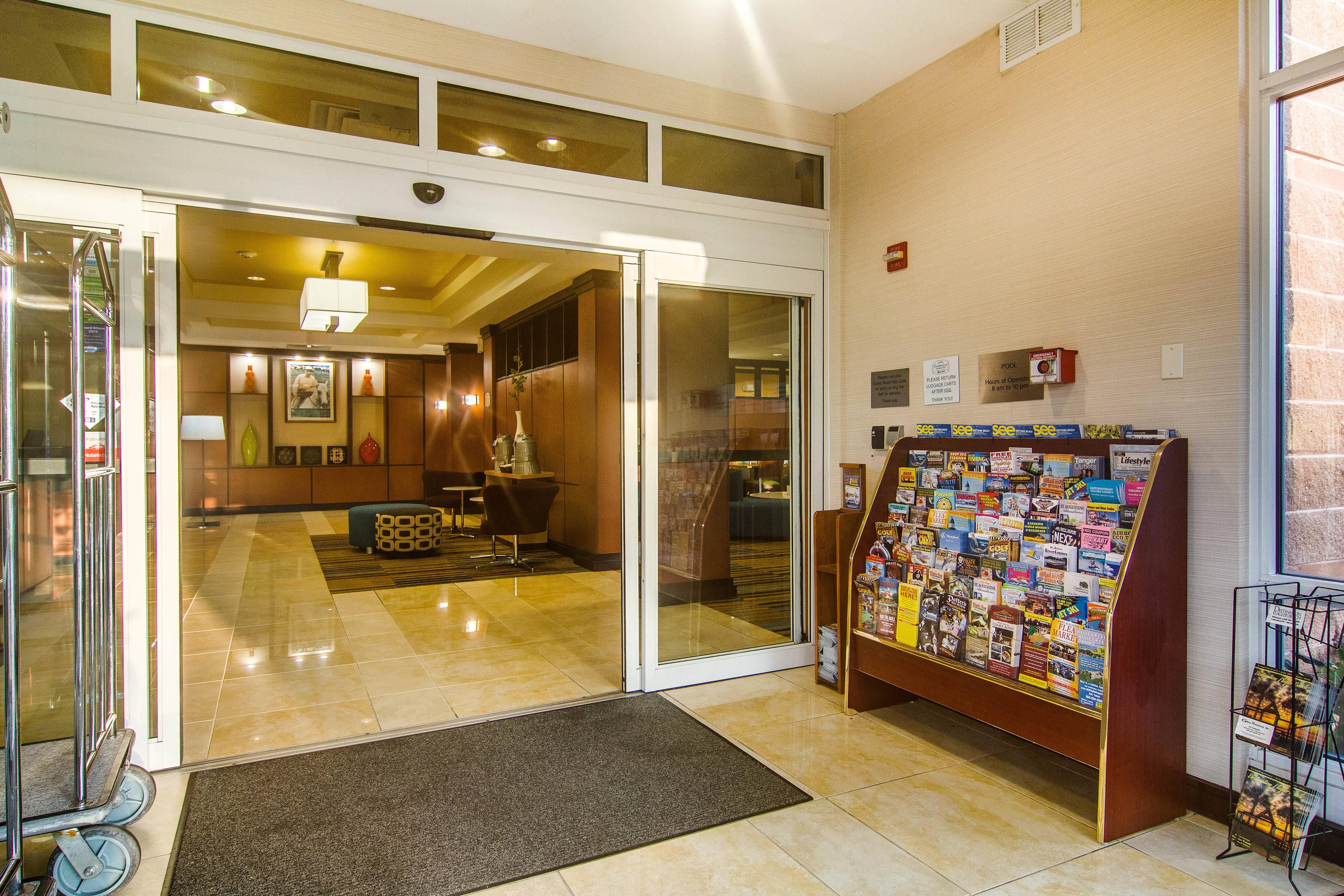 Fairfield Inn & Suites By Marriott Palm Coast I-95