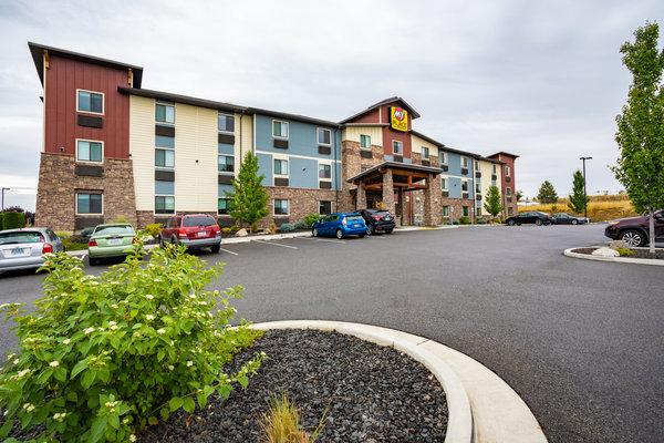 My Place Hotel-spokane Valley