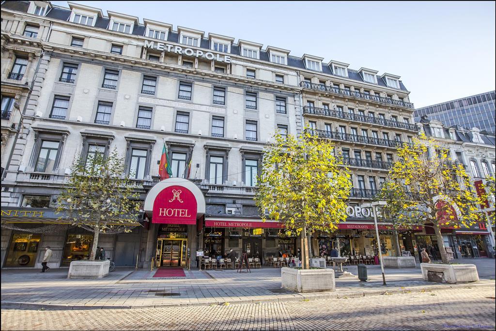 HOTEL METROPOLE BRUSSELS LIF