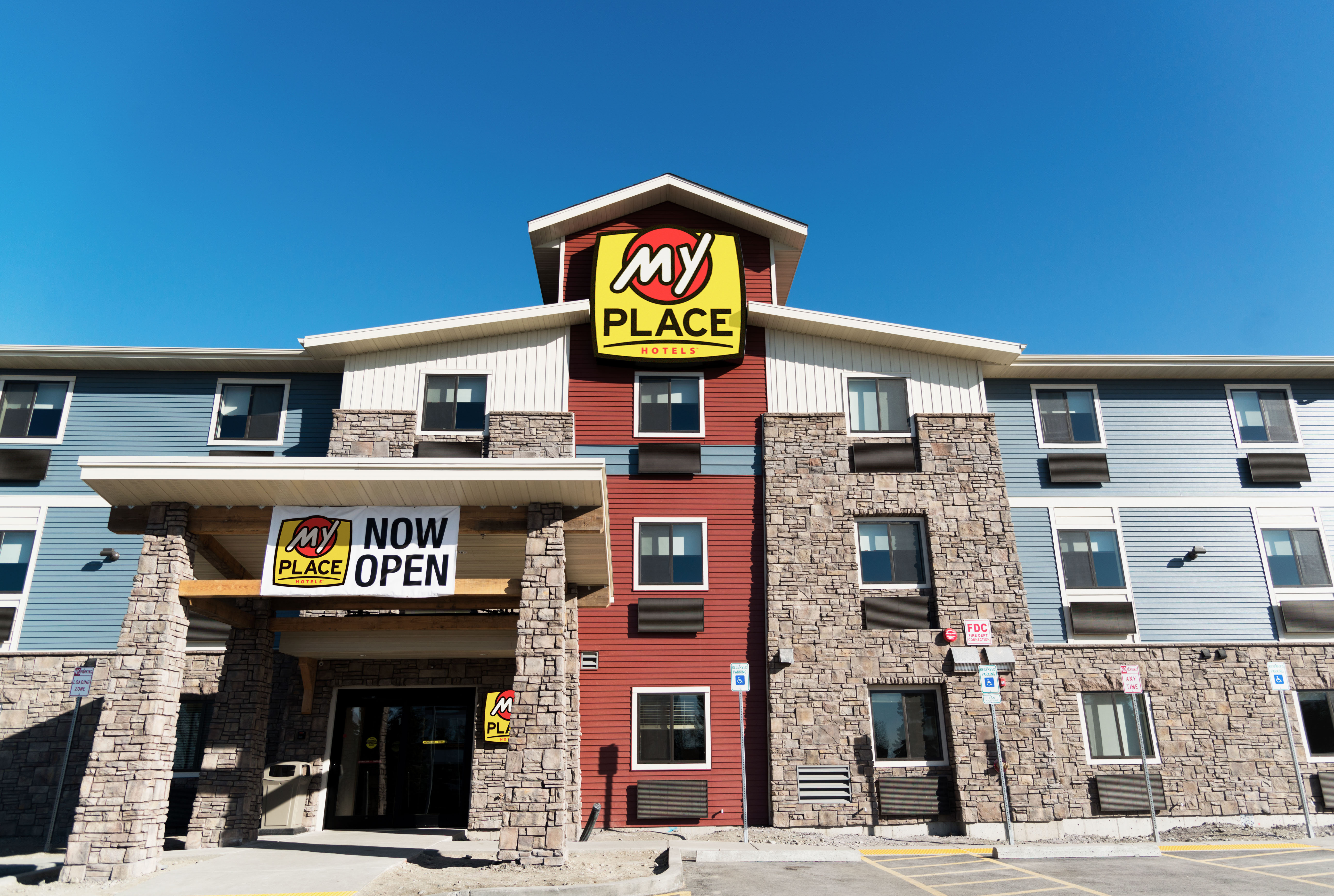 My Place Hotel - Anchorage Ak
