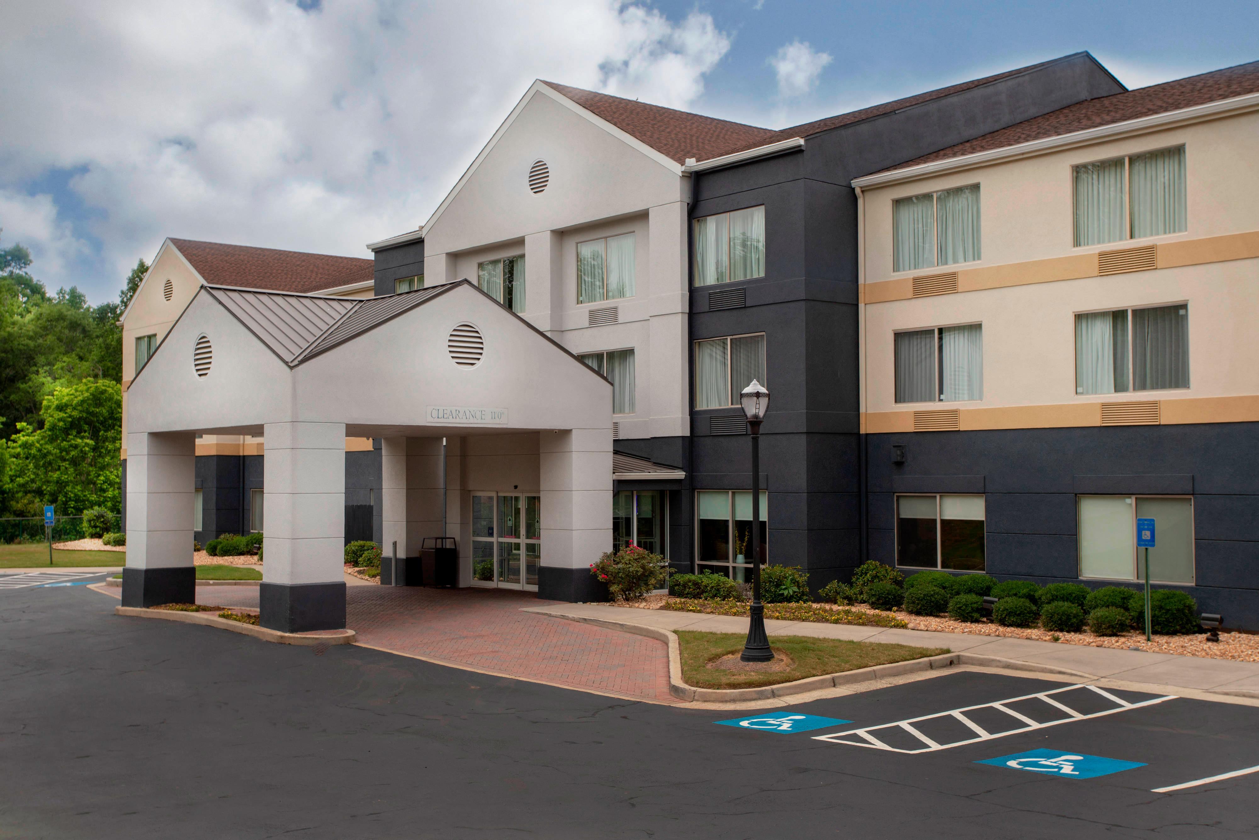 Fairfield Inn & Suites By Marriott Macon