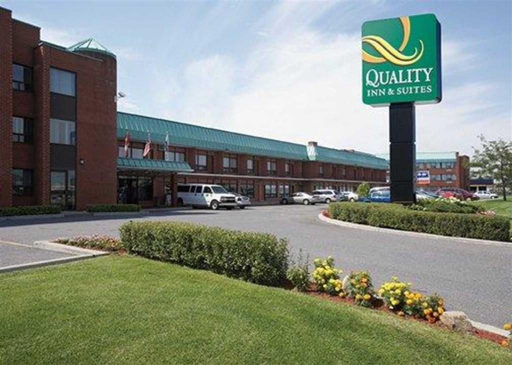 Quality Inn And Suites P.e. Trudeau Airp