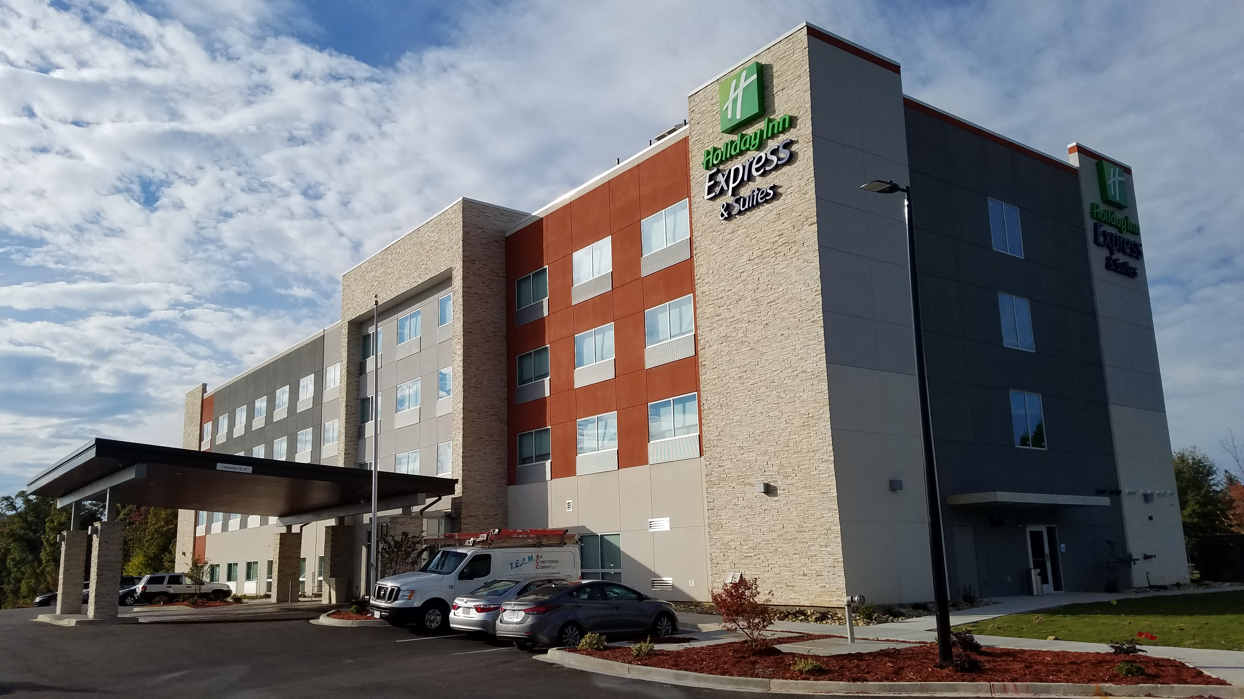 Holiday Inn Exp Stes Simpsonville
