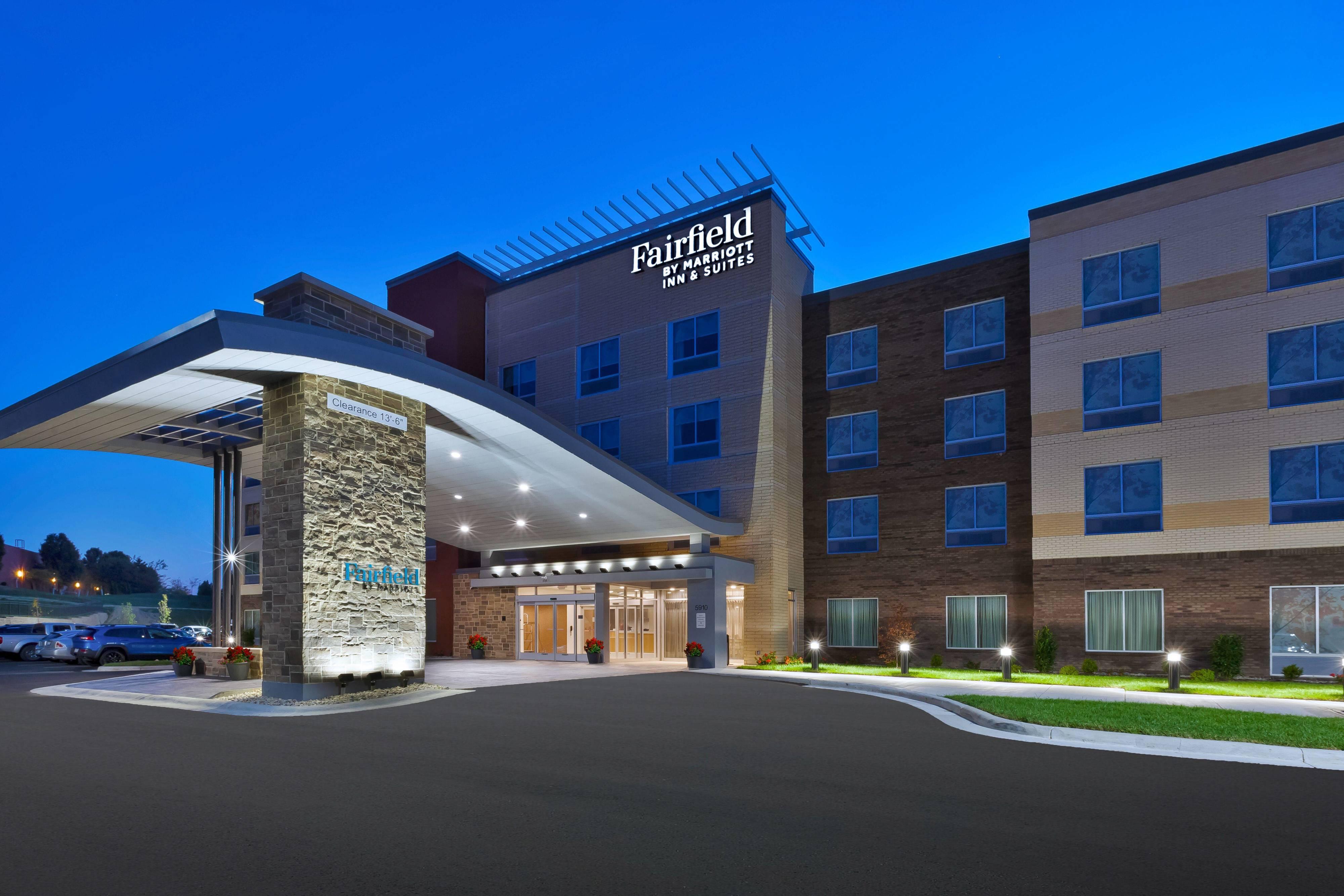 Fairfield Inn N Stes Cincinnati Arpt
