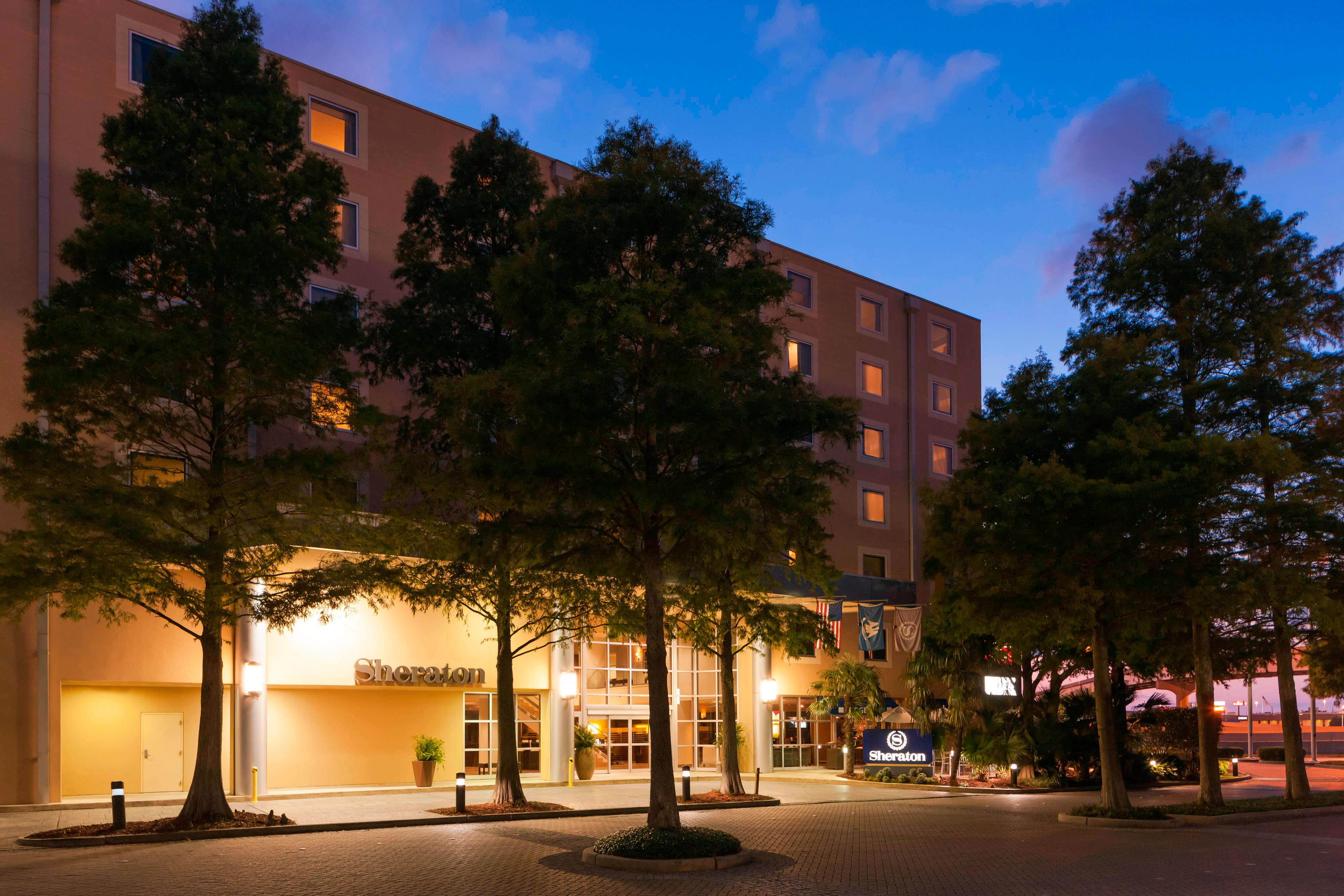 Sheraton Metairie-new Orleans