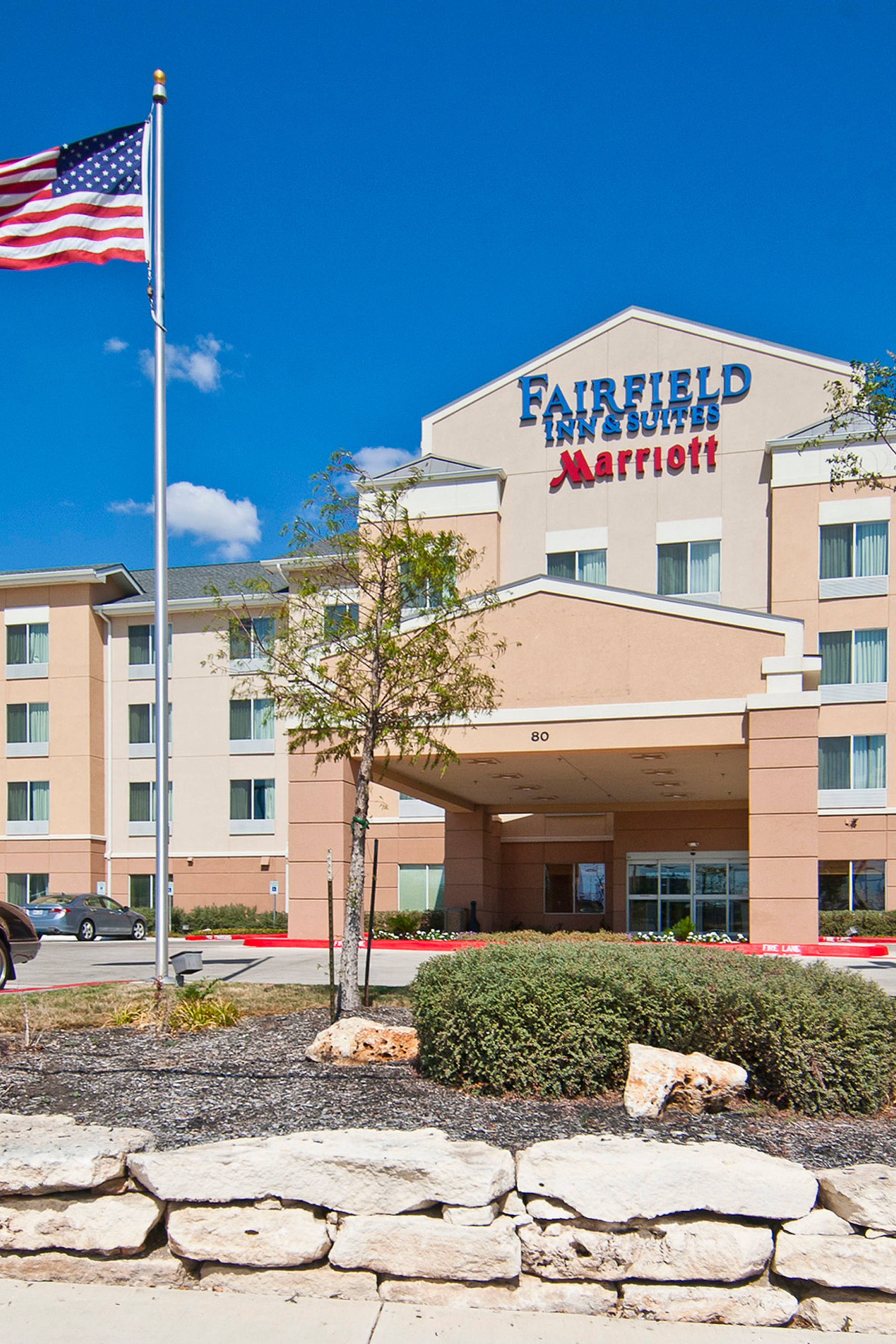Fairfield Inn & Suites San Antonio North/stone Oak