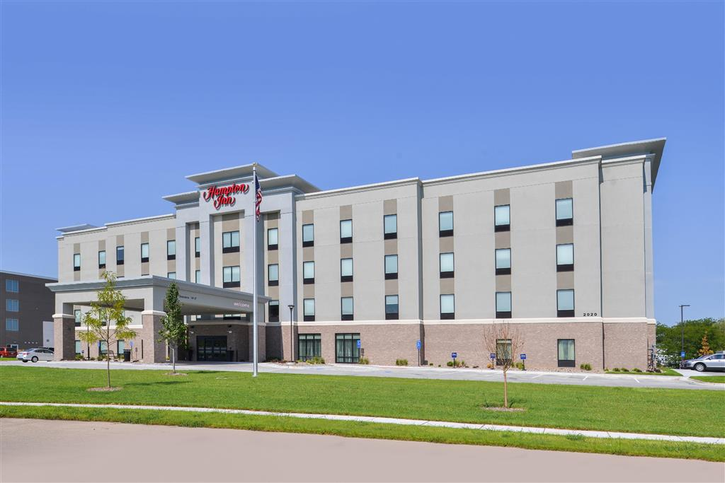 Hampton Inn By Hilton Omaha Airport, Ia