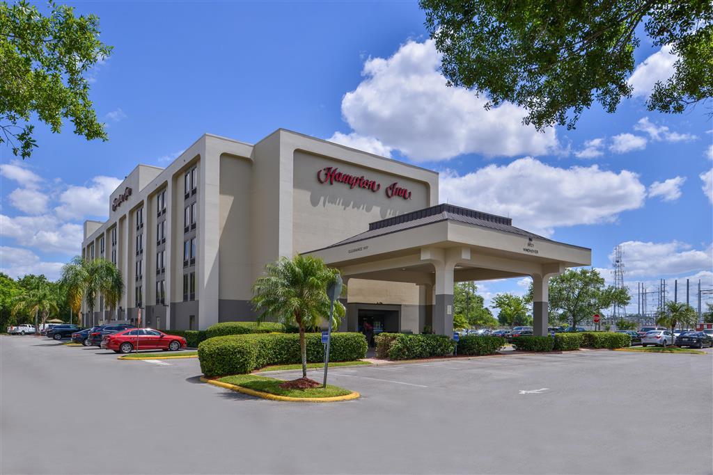 Hampton Inn Orlando-at Universal Studios