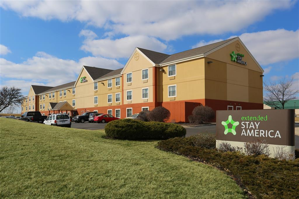 Extended Stay America Kc Airpo