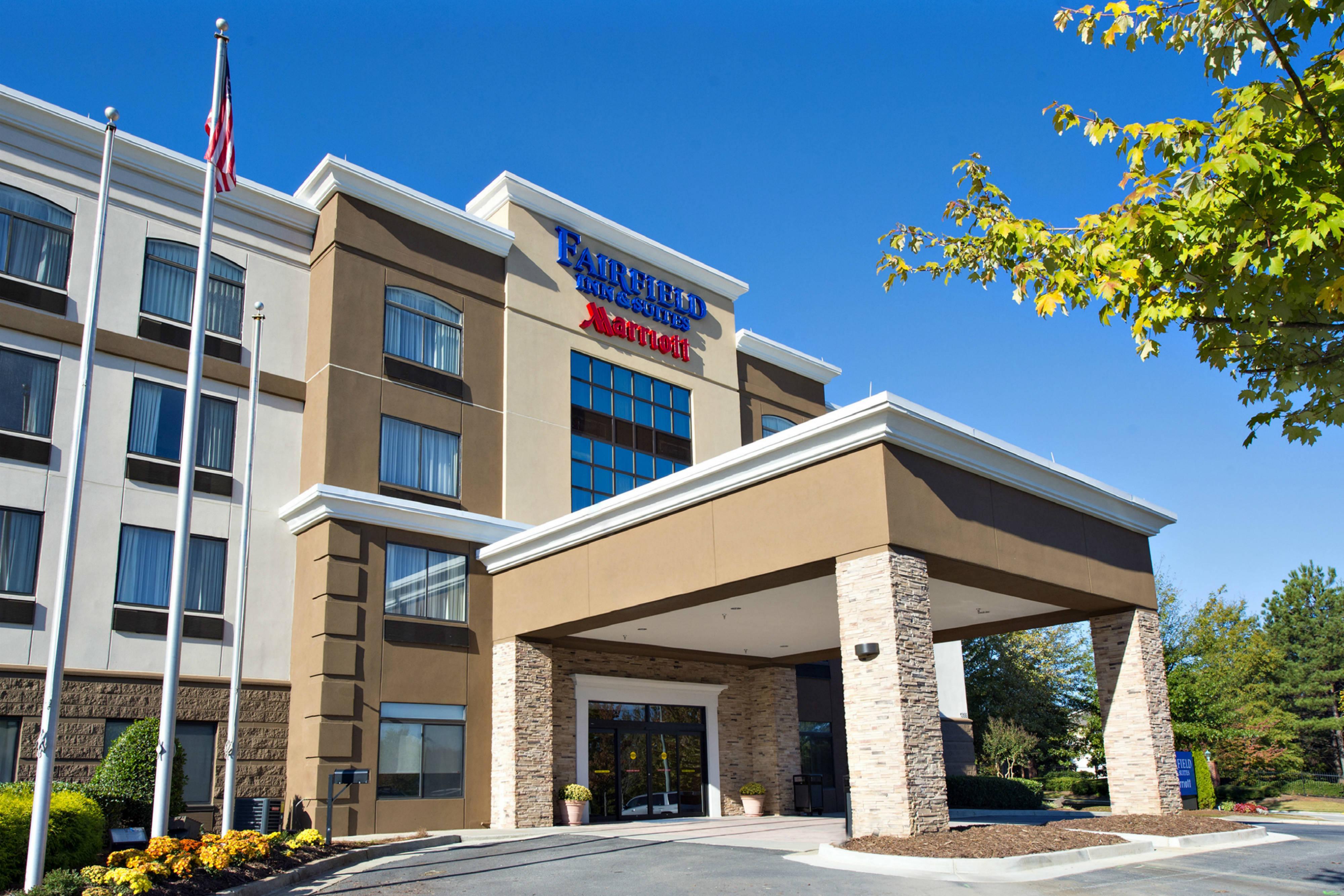 Fairfield Inn & Suites Marriott Atlanta Buford/mall Of Georgia
