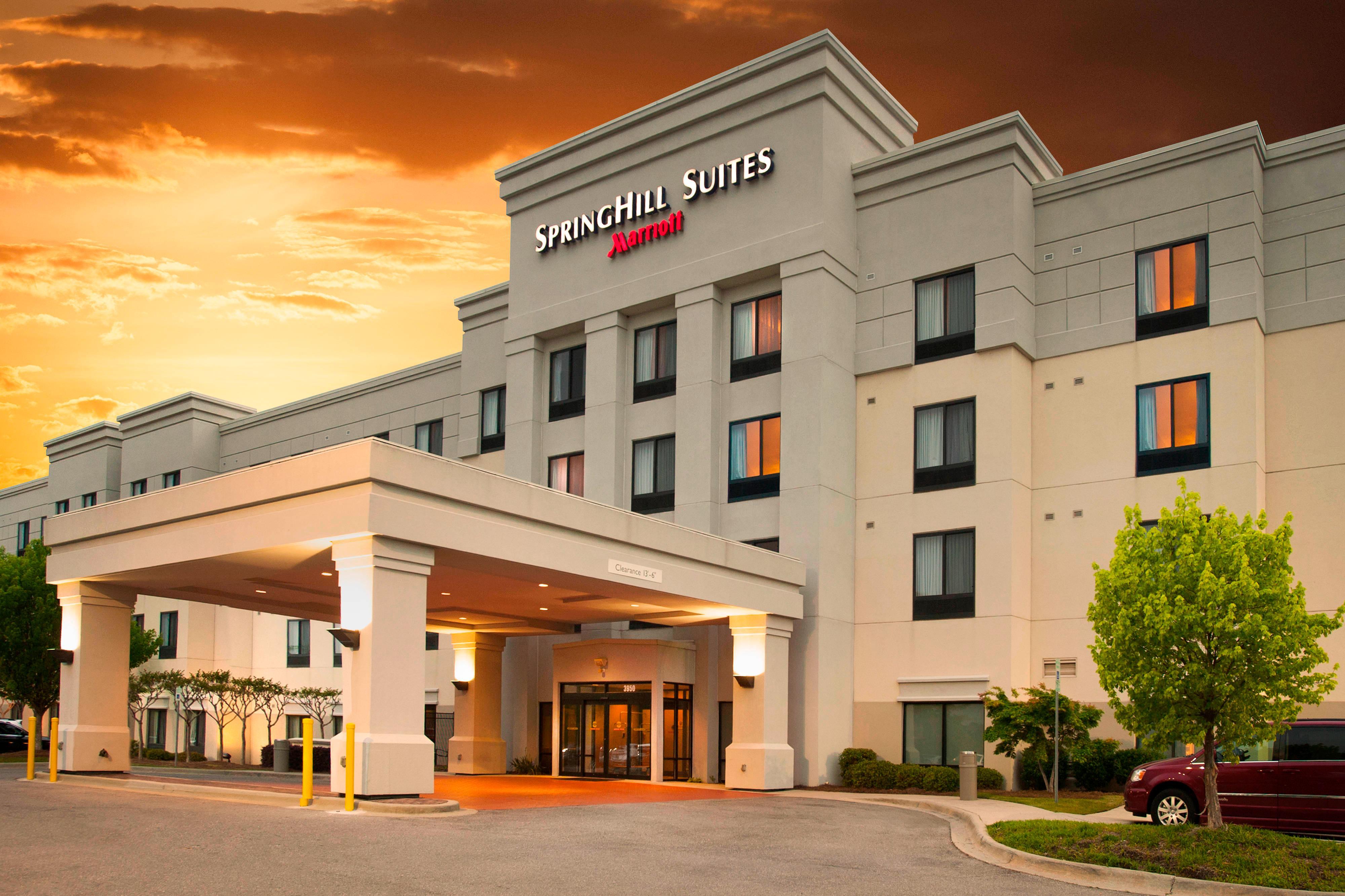 Springhill Suites By Marriott Birmingham Colonnade